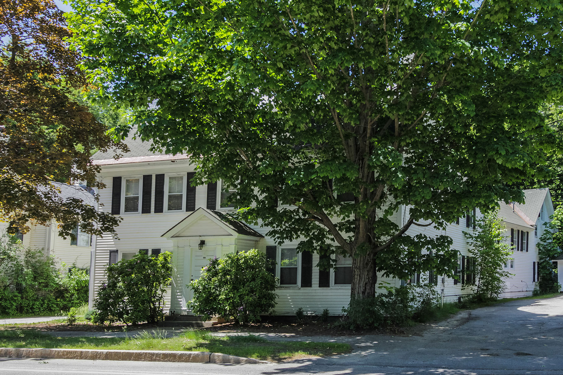 Single Family Home for Sale at Federal Street 72 Federal Street Brunswick, Maine, 04011 United States