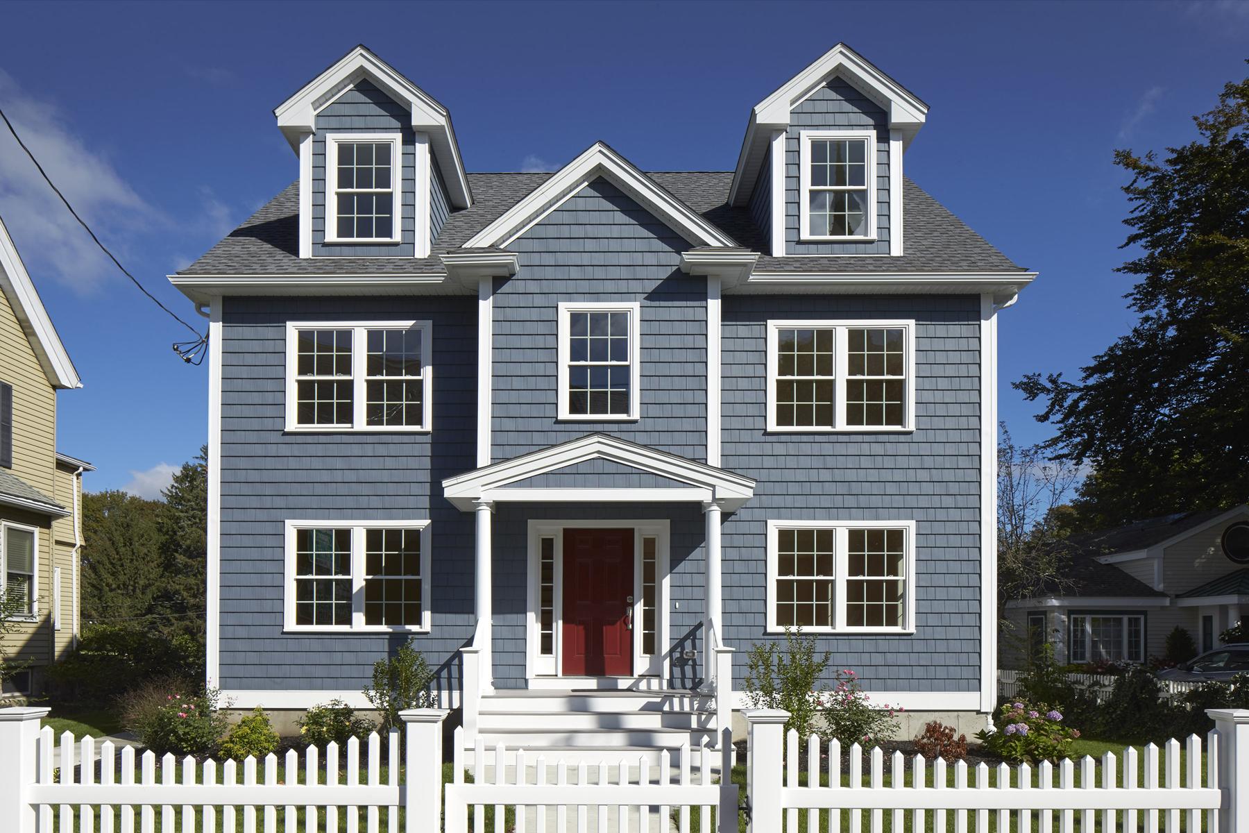 獨棟家庭住宅 為 出售 在 13 Chestnut Street - Arlington, MA 13 Chestnut Street Unit 1 Arlington, 麻塞諸塞州, 02474 美國