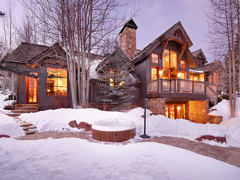 Maison unifamiliale pour l Vente à Wonderful Snowmass Village Home 1041 Horse Ranch Drive Snowmass Village, Colorado 81615 États-Unis