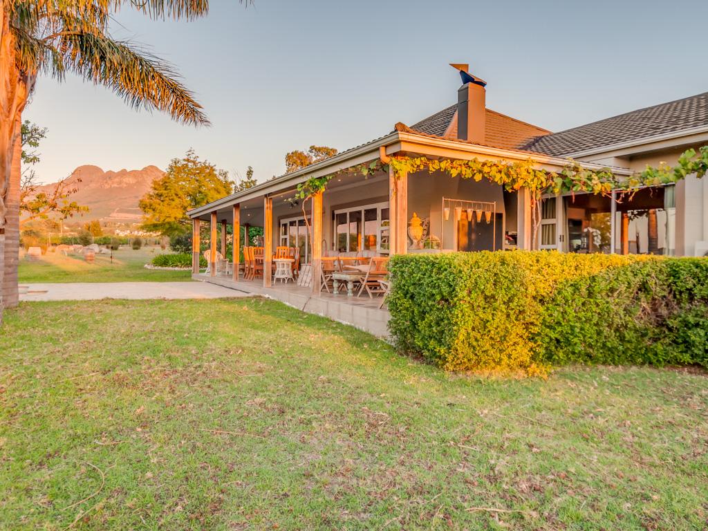 농장 / 목장 / 농장 용 매매 에 Somerset West Lifestyle Farm Bredel road Equitania Farm Somerset West, 웨스턴 케이프 7130 남아프리카