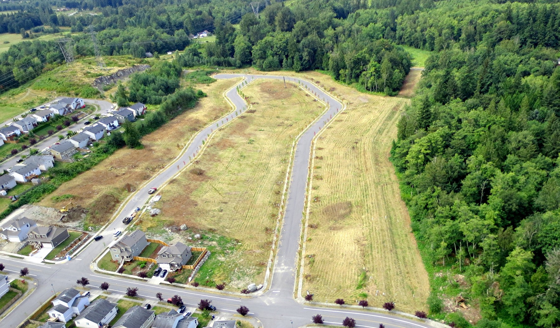 Land for Sale at 1416 E Gateway Heights Loop Sedro Woolley, Washington, 98284 United States