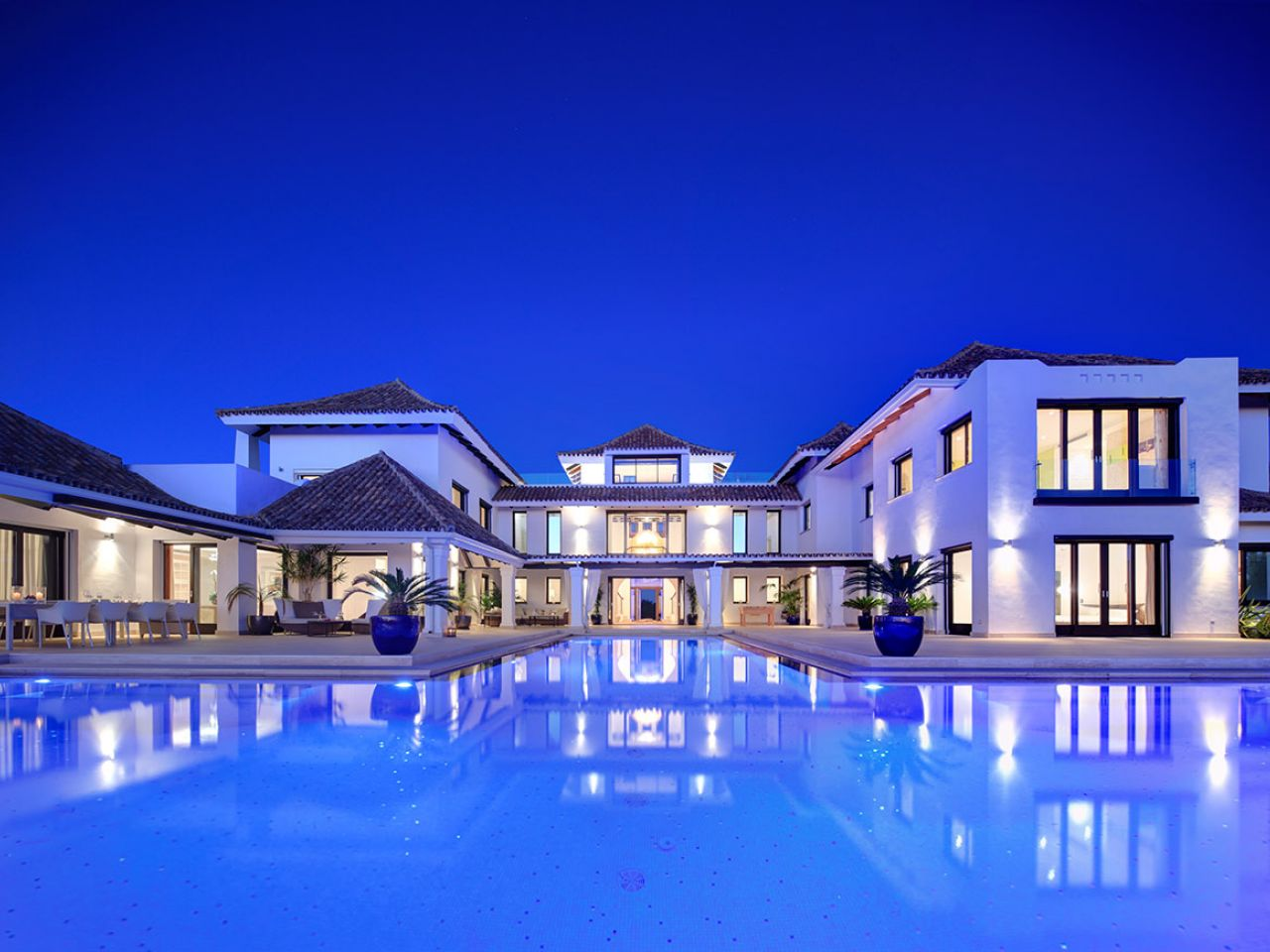 獨棟家庭住宅 為 出售 在 Prestigious Estate La Zagaleta Benahavis, Costa Del Sol 29679 西班牙