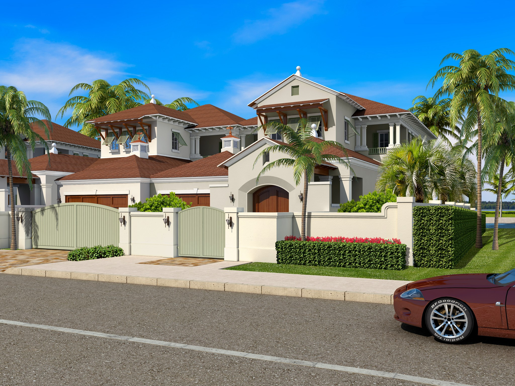 Villetta a schiera per Vendita alle ore Luxurious Riverfront Townhome on Royal Palm Pointe 21-A Royal Palm Pointe Vero Beach, Florida, 32960 Stati Uniti