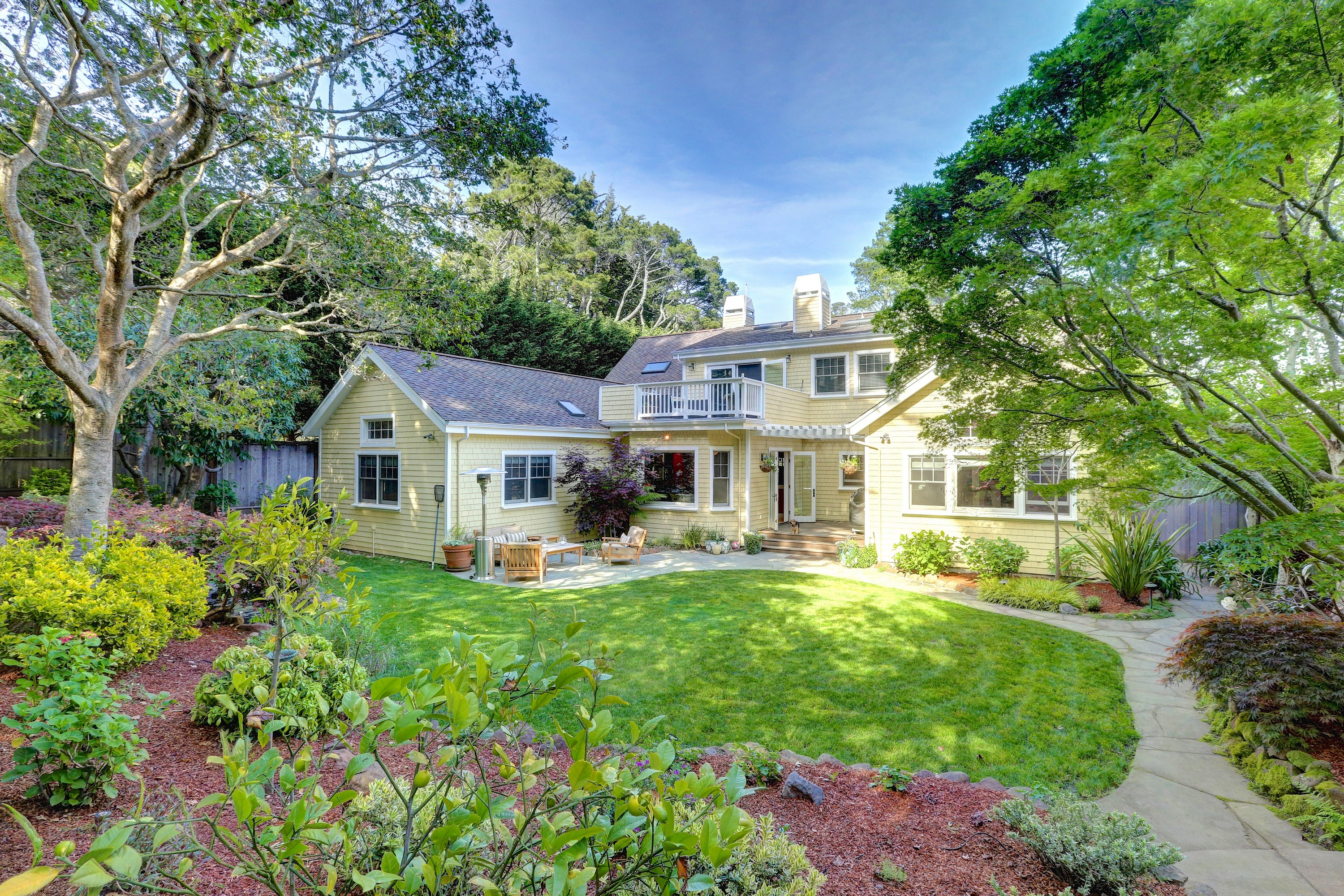 Single Family Home for Sale at Mill Valley Picturesque and Charming Mill Valley, California 94941 United States