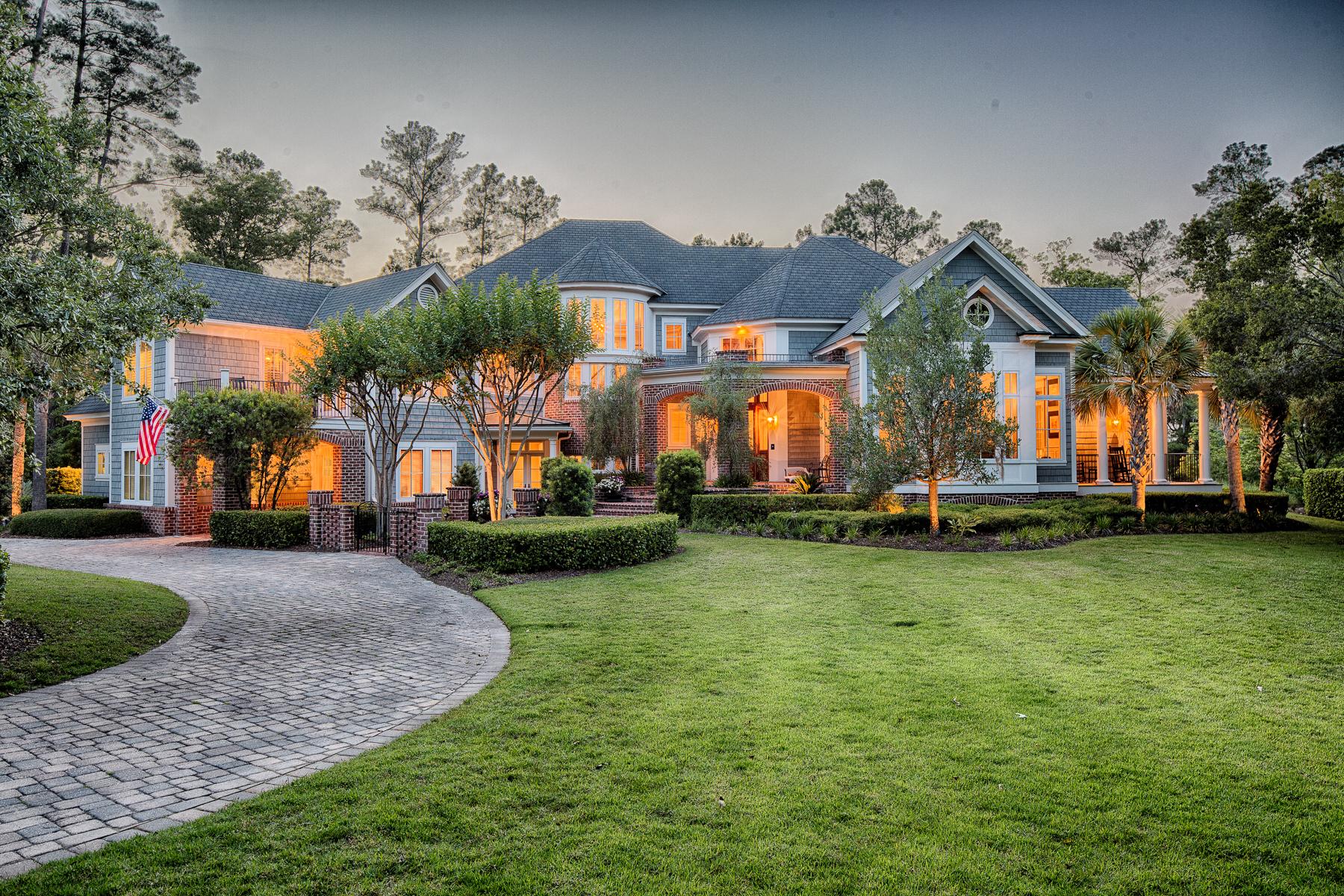 Casa para uma família para Venda às 45 Holly Grove Road Berkeley Hall, Bluffton, Carolina Do Sul, 29909 Estados Unidos