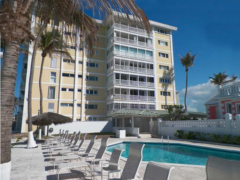 Additional photo for property listing at Conchrest 6th Floor Conchrest, Cable Beach, New Providence/Nassau Bahamas