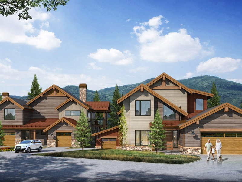Condominium for Sale at Homestead at Wildhorse Meadows 1464 Bangtail Way Steamboat Springs, Colorado 80487 United States