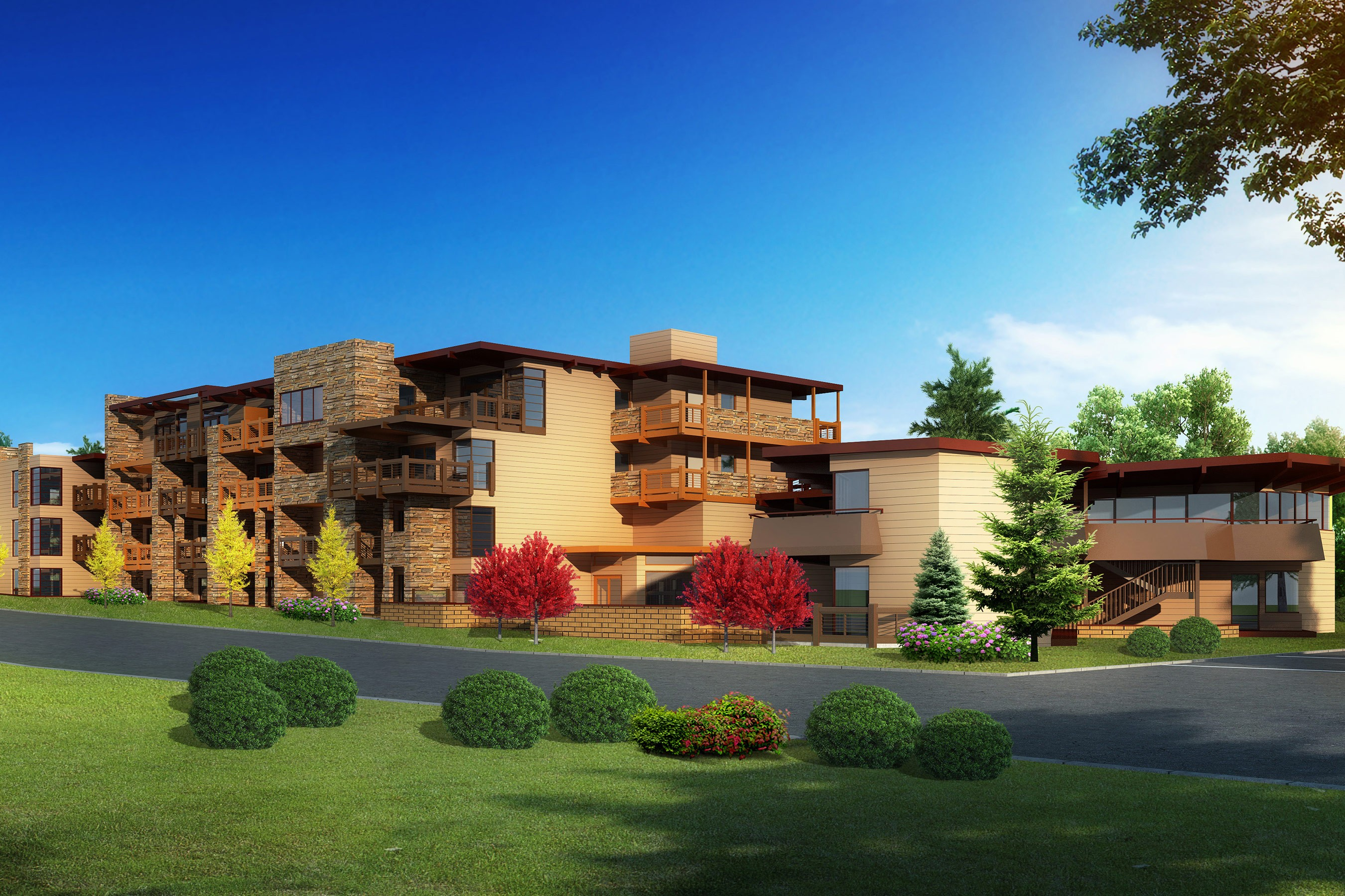 Condominium for Sale at Boomerang Lodge 500 W. Hopkins Avenue Unit 114 Aspen, Colorado, 81611 United States