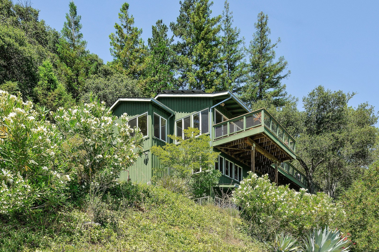 sales property at Exceptional Healdsburg Home