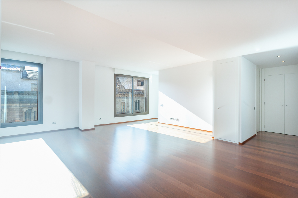 아파트 용 매매 에 Penthouse with terrace, new construction, in the right of the Eixample Barcelona City, Barcelona 08007 스페인