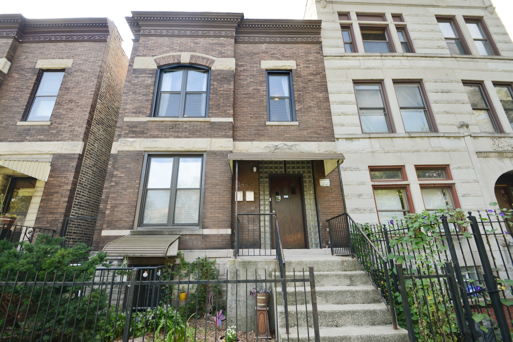 Property For Sale at East Garfield Park 3 Unit Building