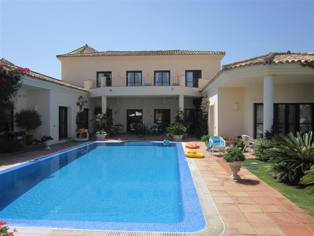 Single Family Home for Sale at Unique front line golf villa. 11310 Sotogrande (Sotogrande Alto), Cadiz (Spain) Other Spain, Other Areas In Spain, 11310 Spain