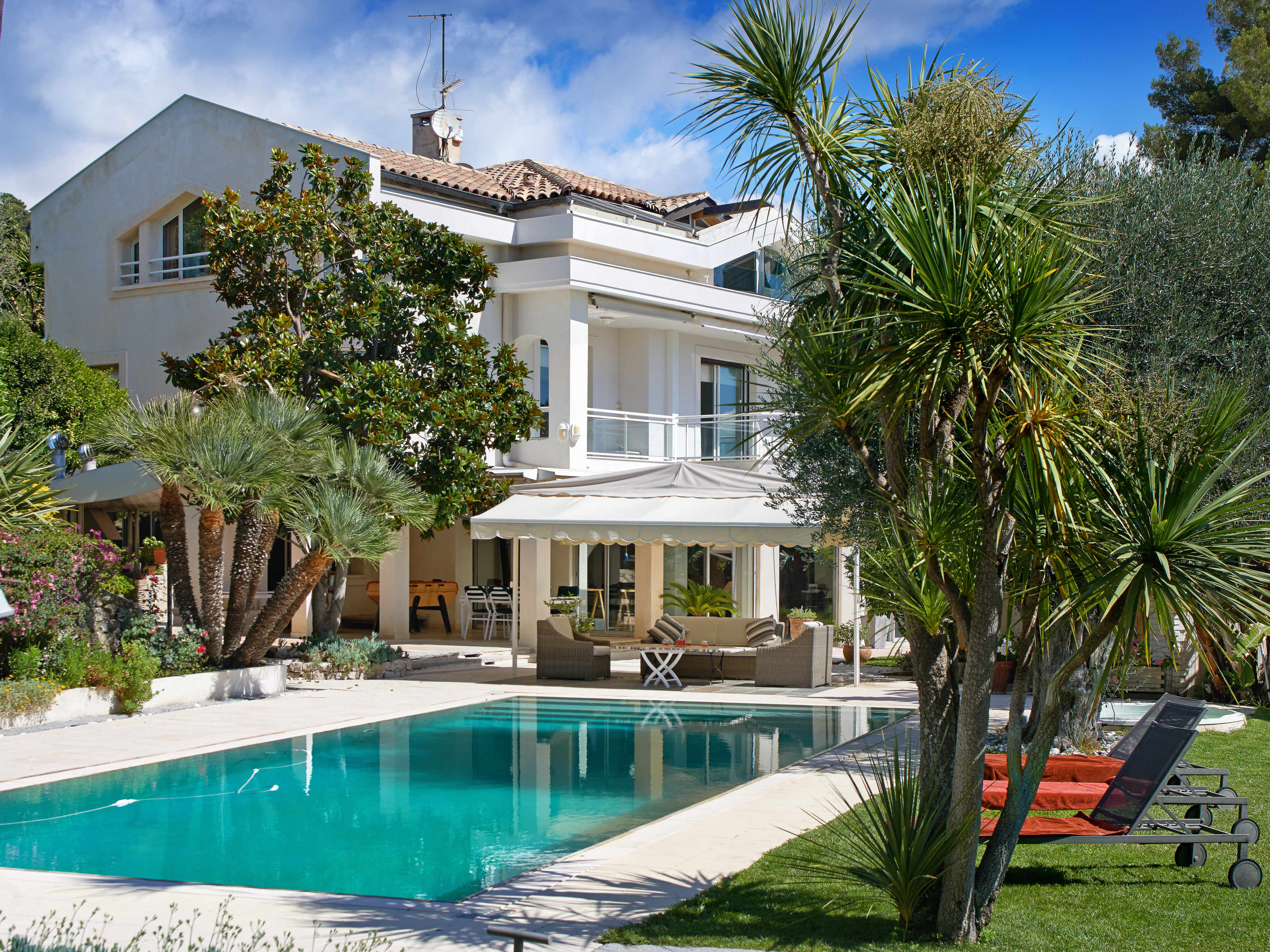 Other Residential for Sale at Spacious luxury villa with sea views and beautiful flat garden Roquebrune Cap Martin, Provence-Alpes-Cote D'Azur 06190 France