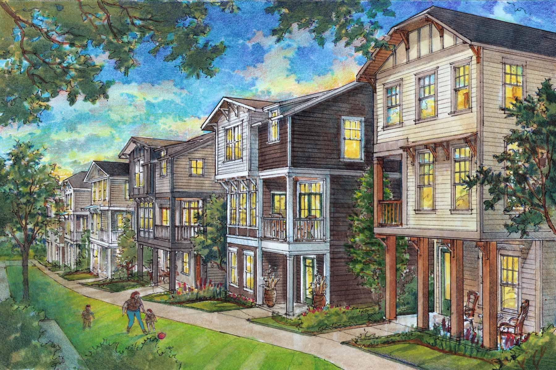 Moradia para Venda às Cottage in The Grove at Avondale 2826 Haven Lane Decatur, Geórgia, 30030 Estados Unidos