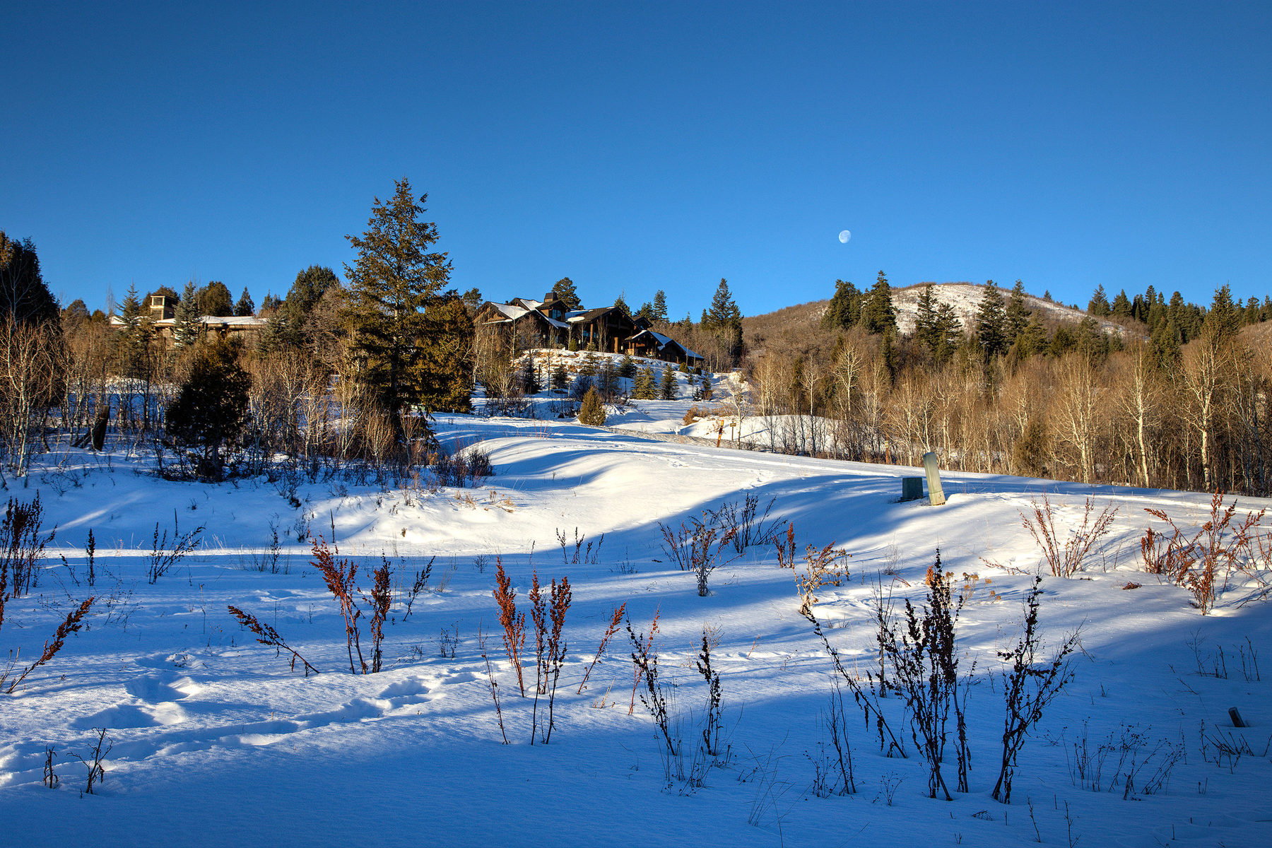 Land für Verkauf beim Quiet Location with Great Views 8720 Parleys Ln Lot 37 Park City, Utah 84098 Vereinigte Staaten