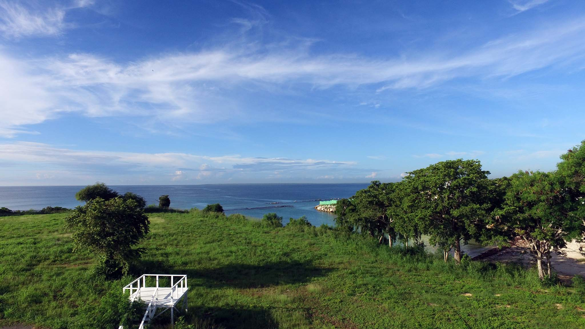 Land for Sale at Exquisite Oceanfront home site next to White-Sand Beach Casa De Campo, La Romana, Dominican Republic