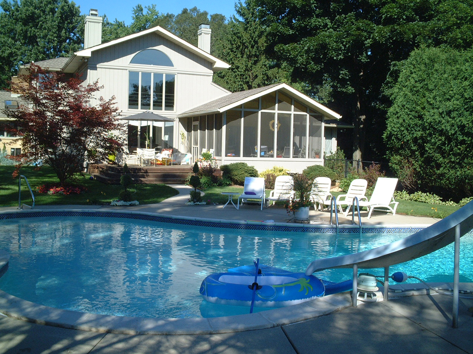Single Family Home for Sale at Bloomfield Hills 5221 Longmeadow Bloomfield Hills, Michigan 48304 United States