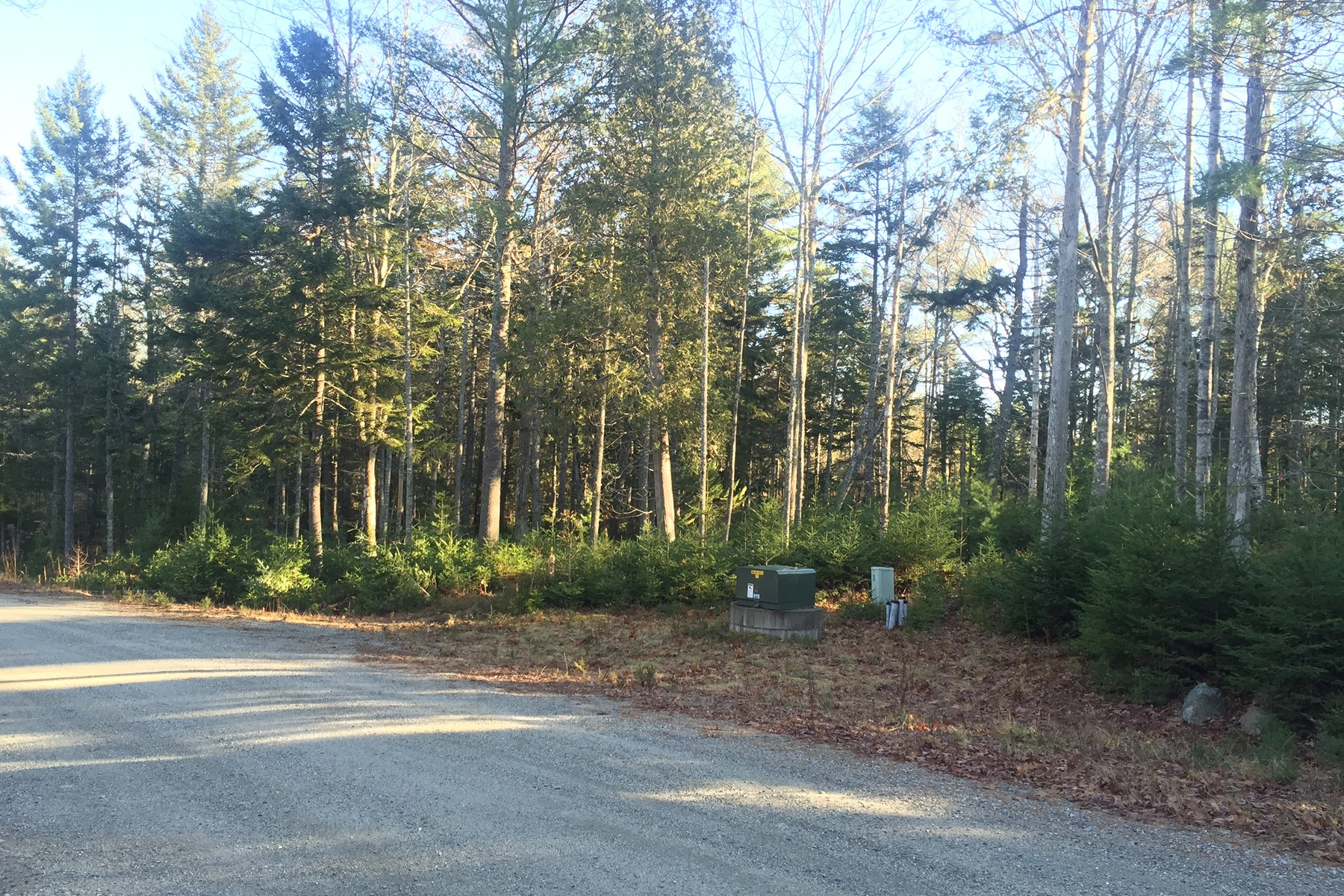 Land for Sale at 72 Whispering Brook Road Bar Harbor, Maine, 04609 United States