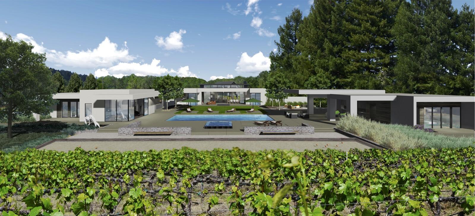 Terrain pour l Vente à Healdsburg Dream Estates 1500 Westside Road Healdsburg, Californie 95448 États-Unis