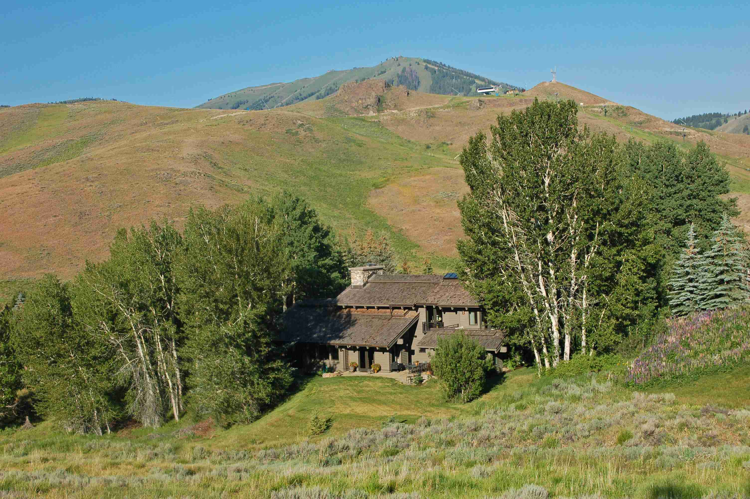 Additional photo for property listing at Sought-After Sun Valley Location with Views 100 Skyline Drive Sun Valley, Idaho 83353 United States