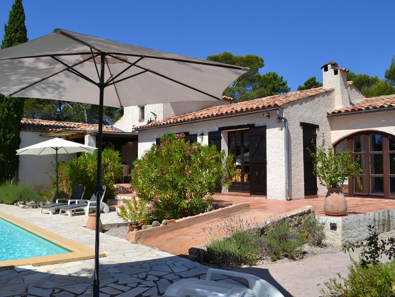 Single Family Home for Sale at Villa with separate guest house on 8,000 m² of land Cotignac, Provence-Alpes-Cote D'Azur 83570 France