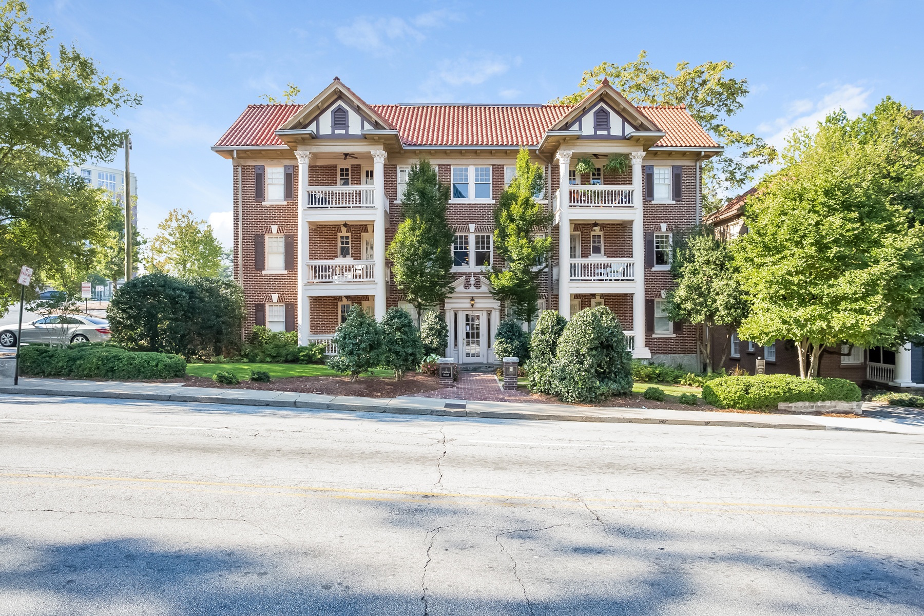 sales property at Beautiful Spacious Condo In Historic Building