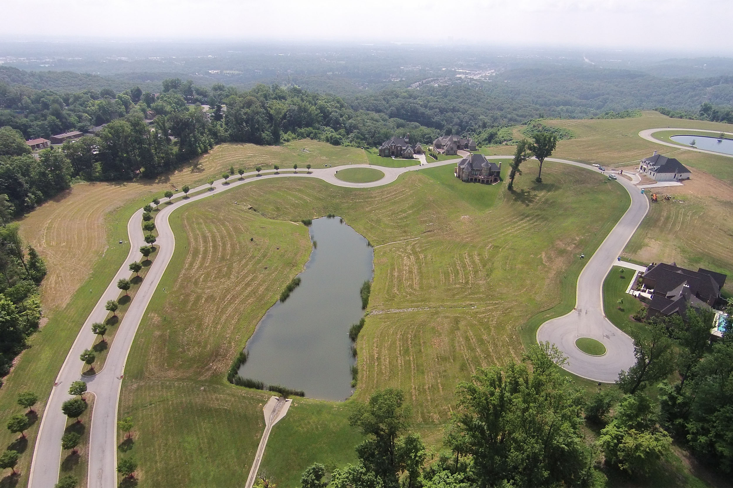 Land for Sale at Estate lot 7 Chateaux de Chambord Floyds Knobs, Indiana 47119 United States