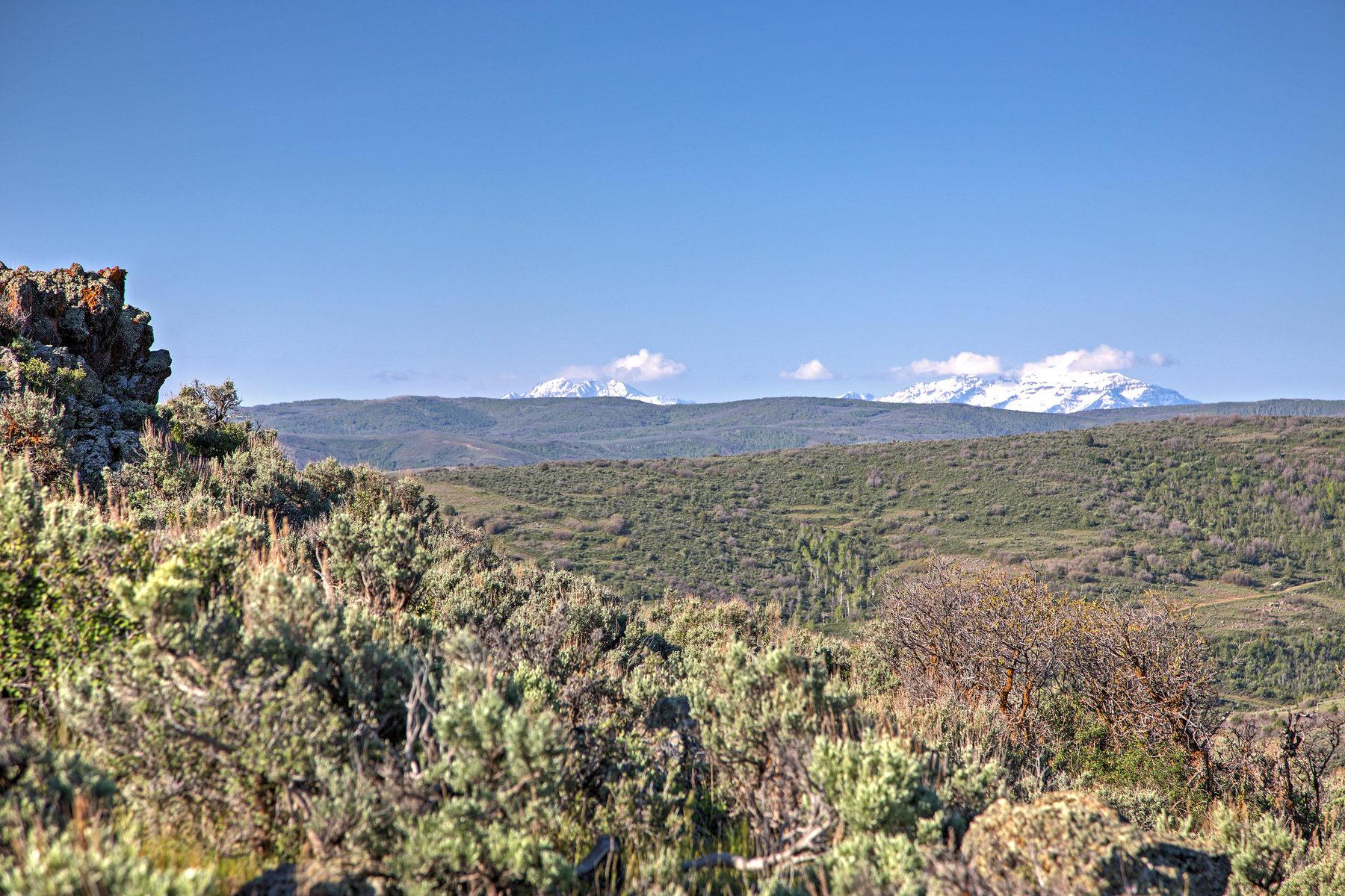 土地 为 销售 在 40 Acres in Garff Ranches Lot 52 Garff Ranches Kamas, 犹他州, 84036 美国
