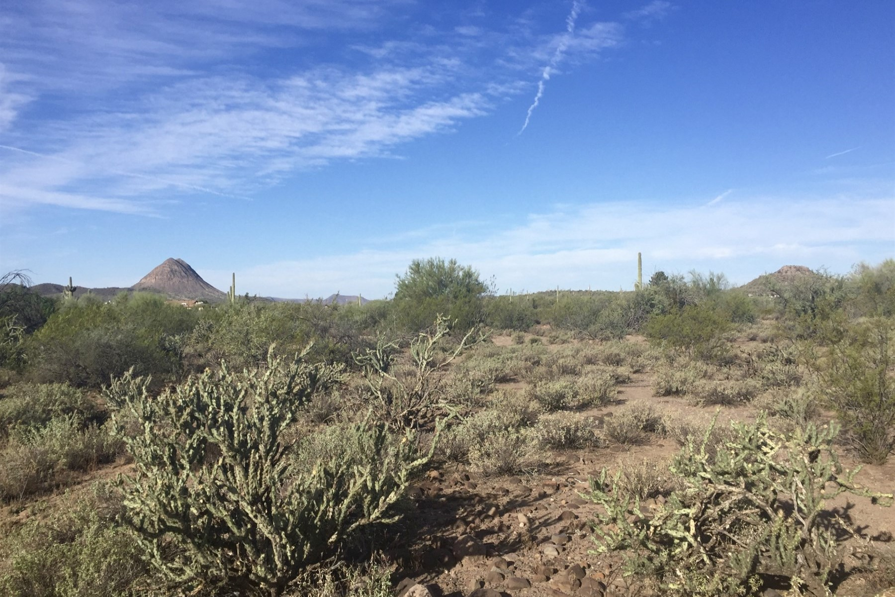sales property at 40 acres of beautiful natural desert