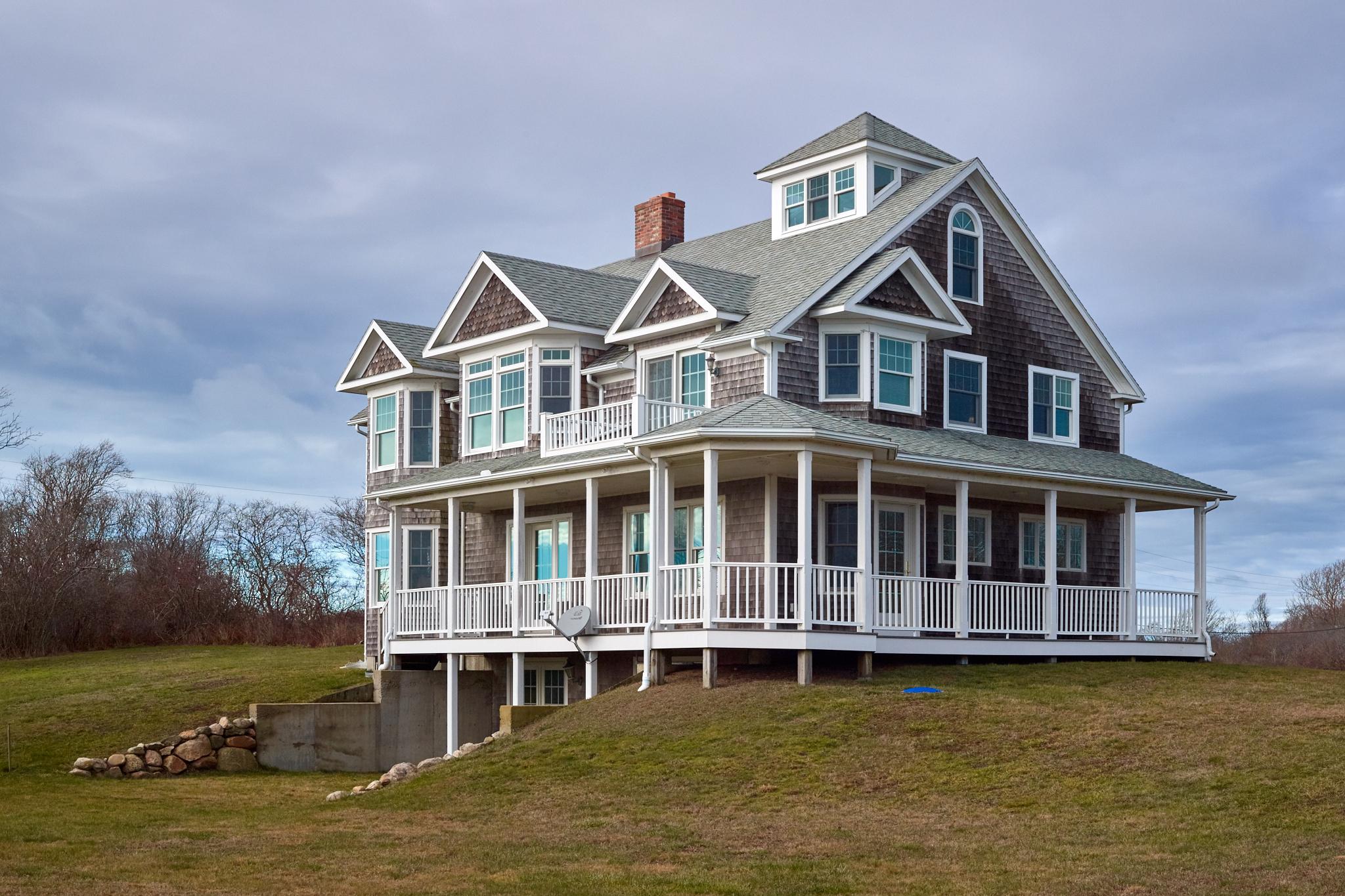 Moradia para Venda às Mohegan Cottage 1671 Mohegan Trail Block Island, Rhode Island 02807 Estados Unidos