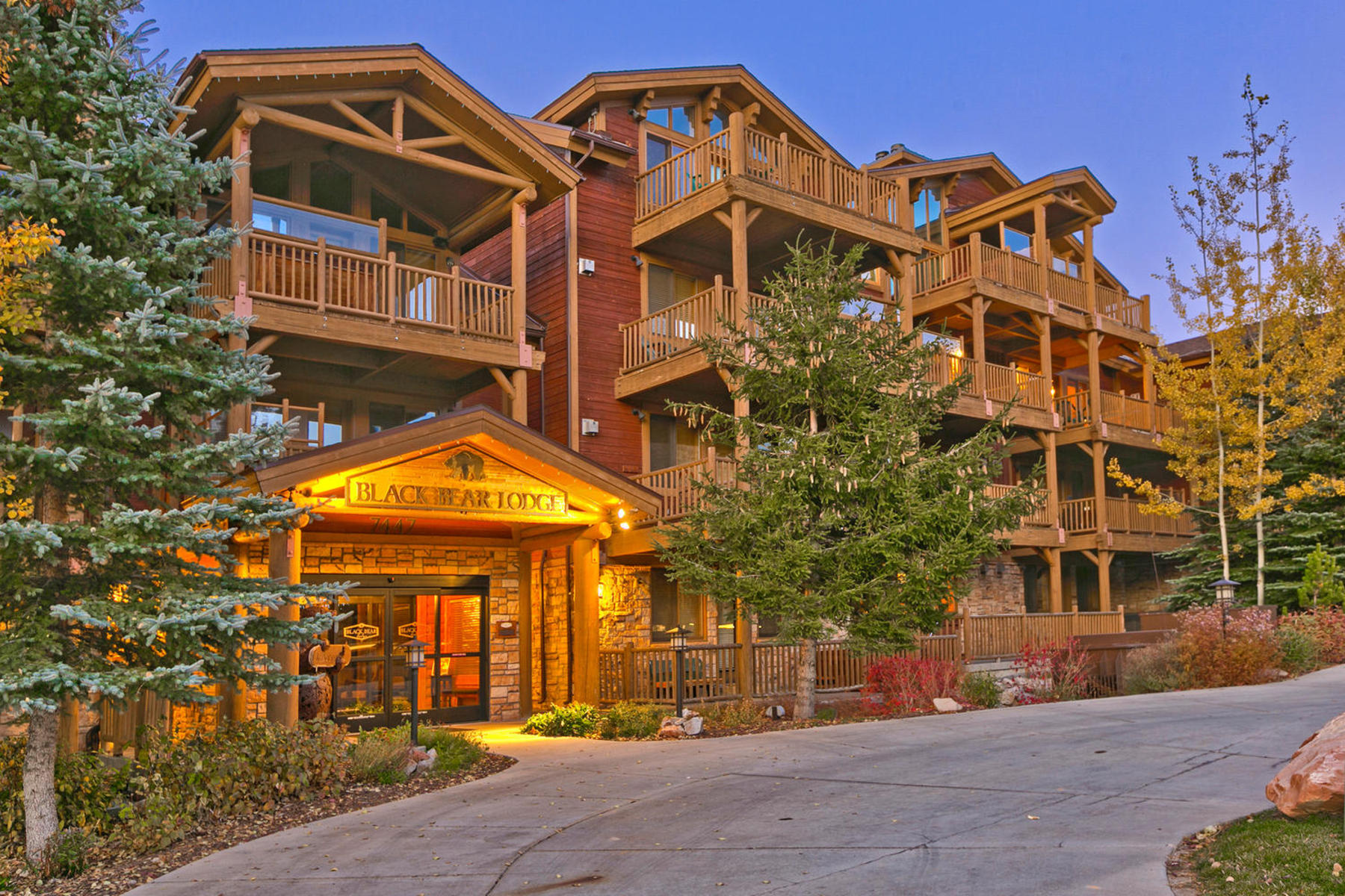 Condominium for Sale at Short Walk to Skiing at Deer Valley 7447 Royal Street E Unit 308A/308B Park City, Utah 84060 United States