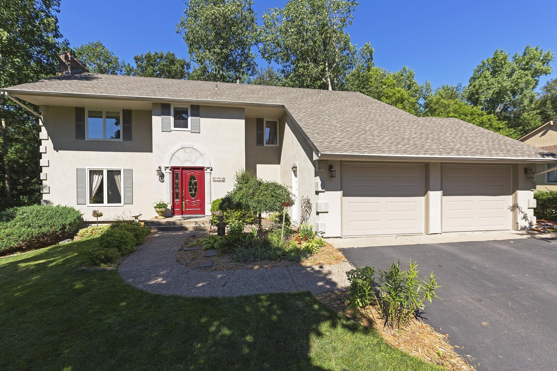 Single Family Home for Sale at 5712 Parkwood Lane Edina, Minnesota 55436 United States