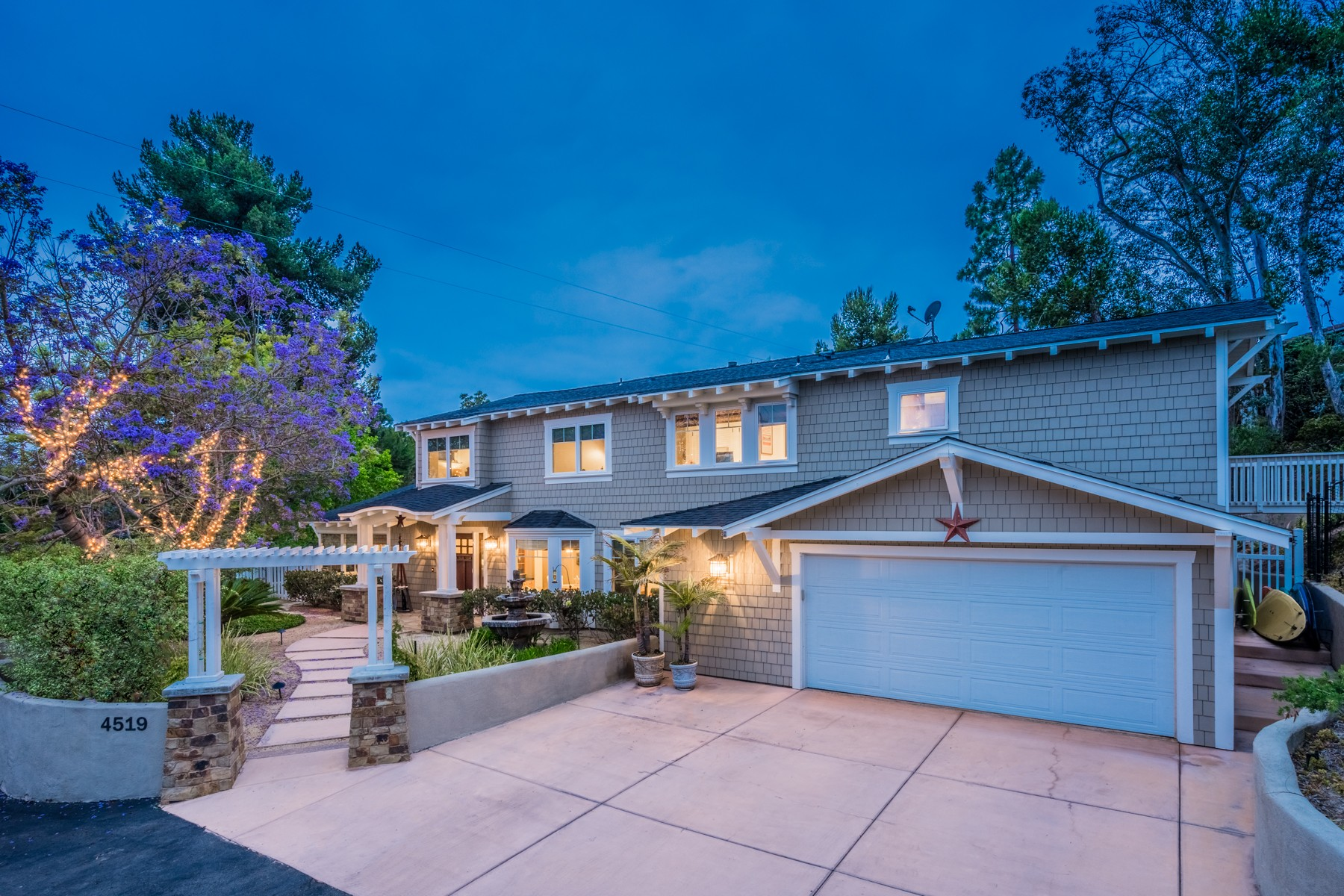 Single Family Home for Sale at 4519 Sun Valley Road Del Mar, California, 92014 United States
