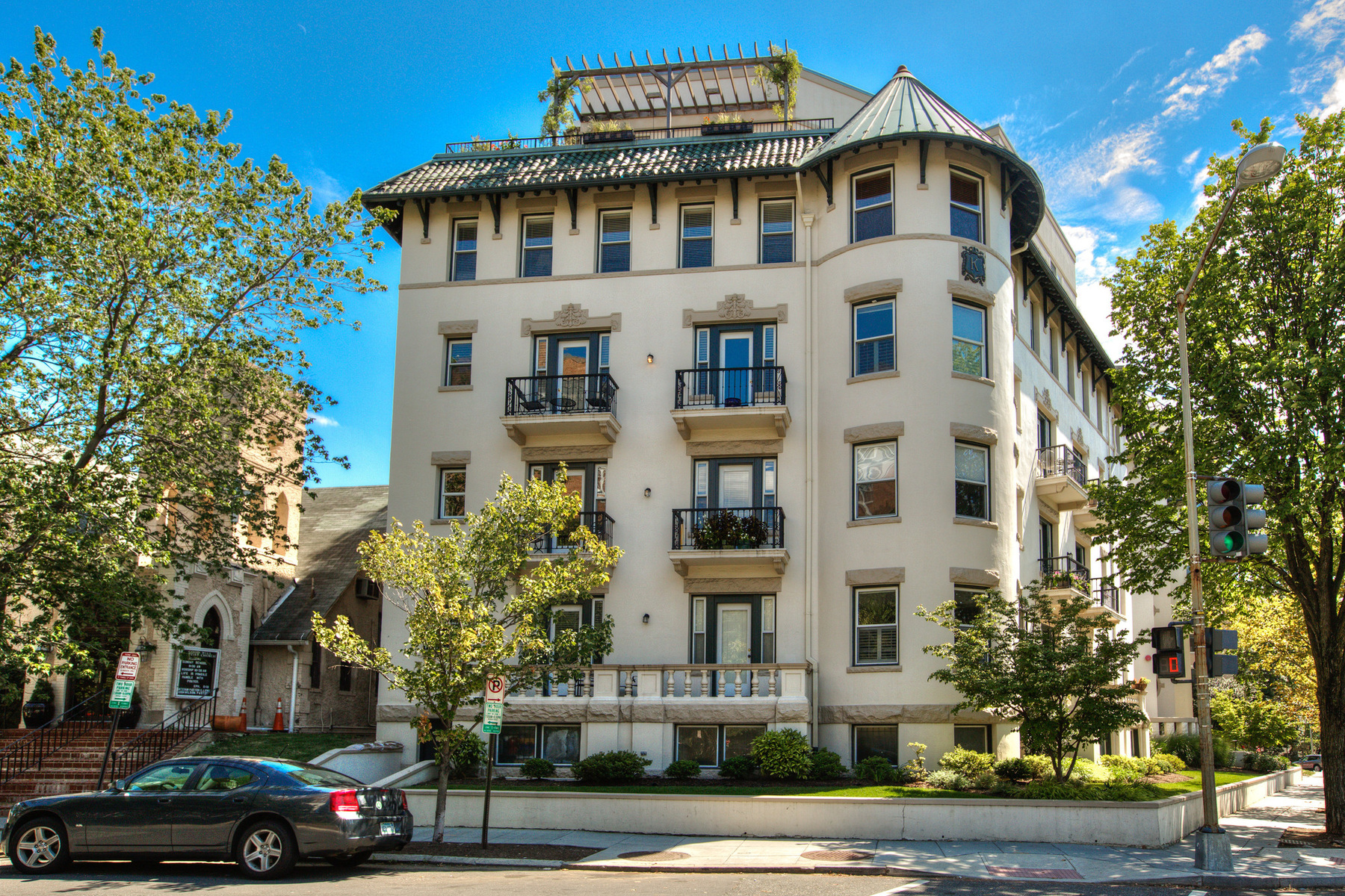 Condominium for Sale at Kalorama 1882 Columbia Road Nw 303 Washington, District Of Columbia 20009 United States