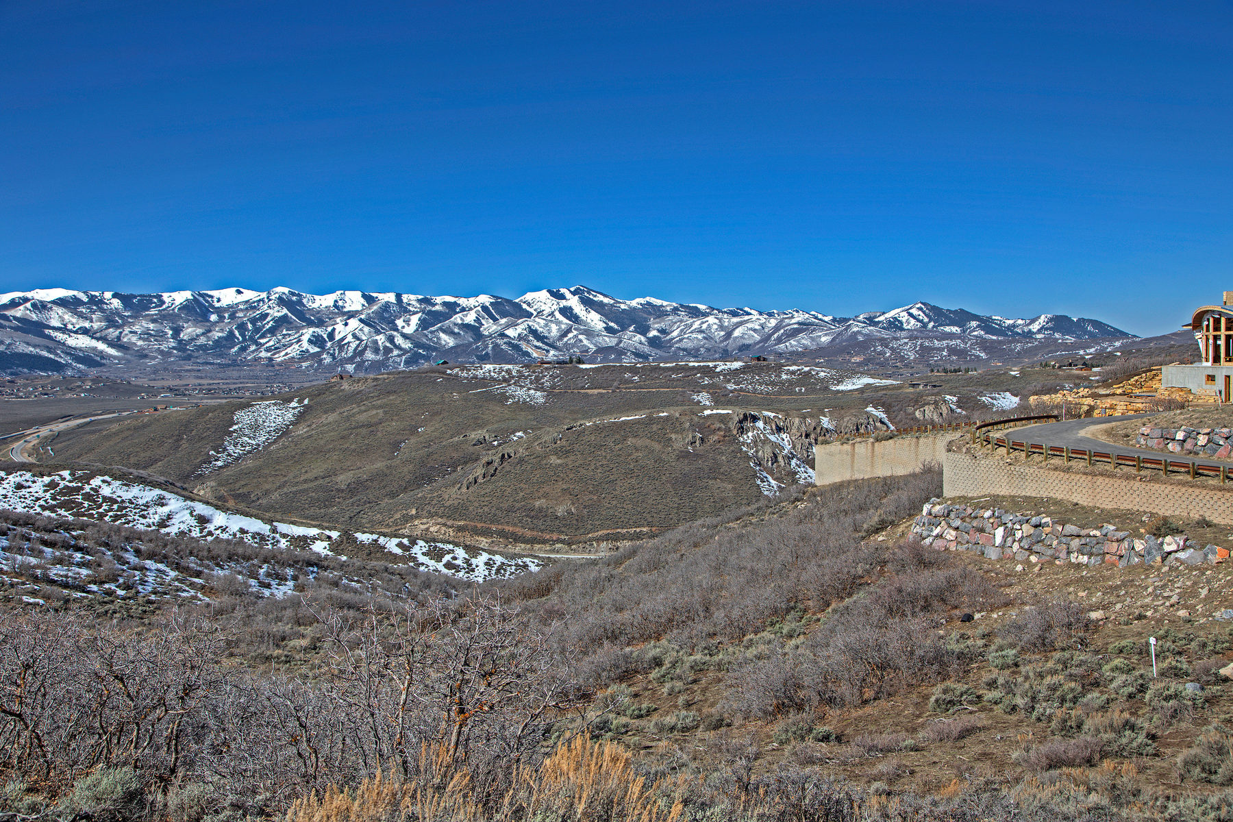 Land for Sale at Amazing Promontory Lot Backing to Open Space 2380 Canyon Gate Rd Park City, Utah, 84098 United States