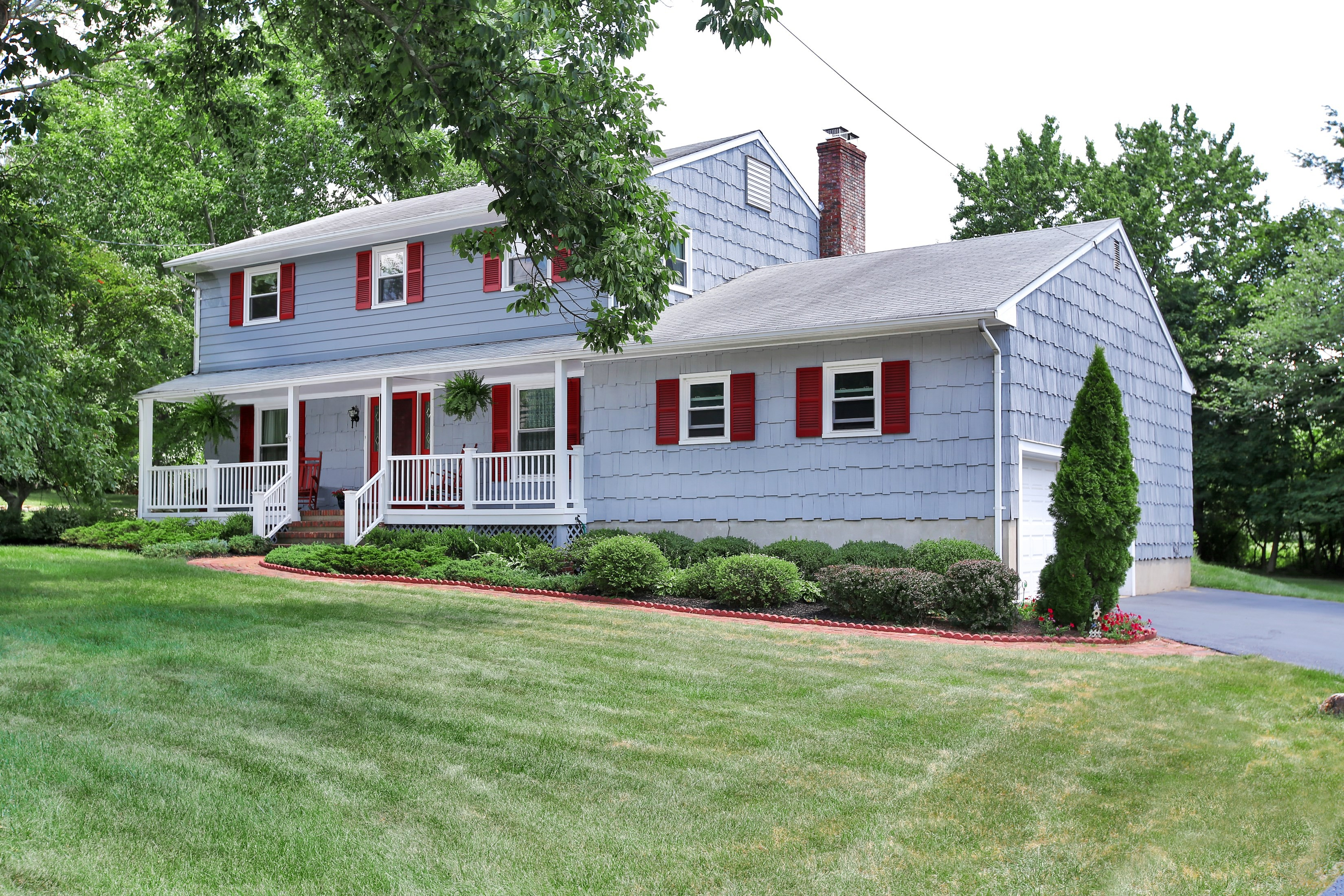 Property For Sale at Beautiful Center Hall Colonial