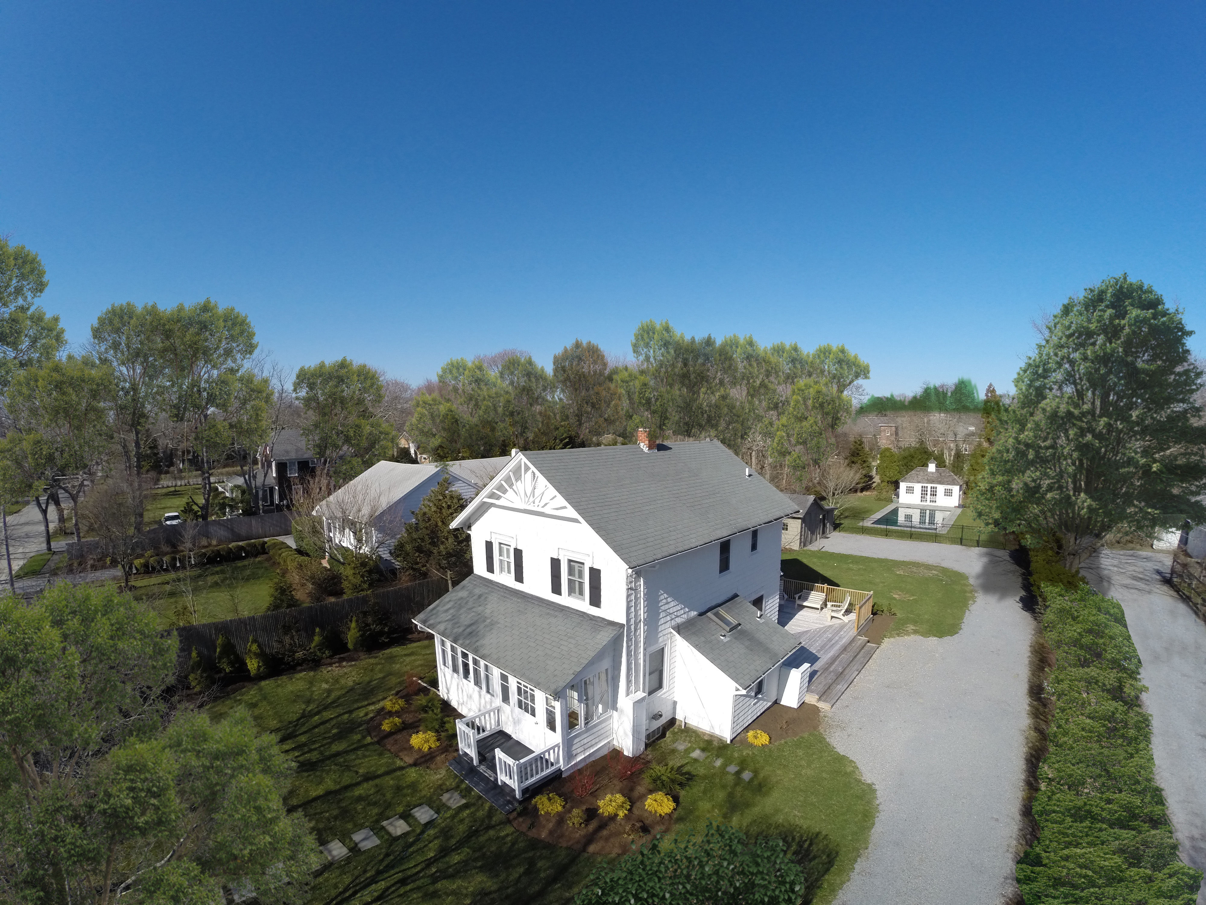 Single Family Home for Sale at South of the Highway Quogue 34 Lamb Avenue Quogue, New York 11959 United States