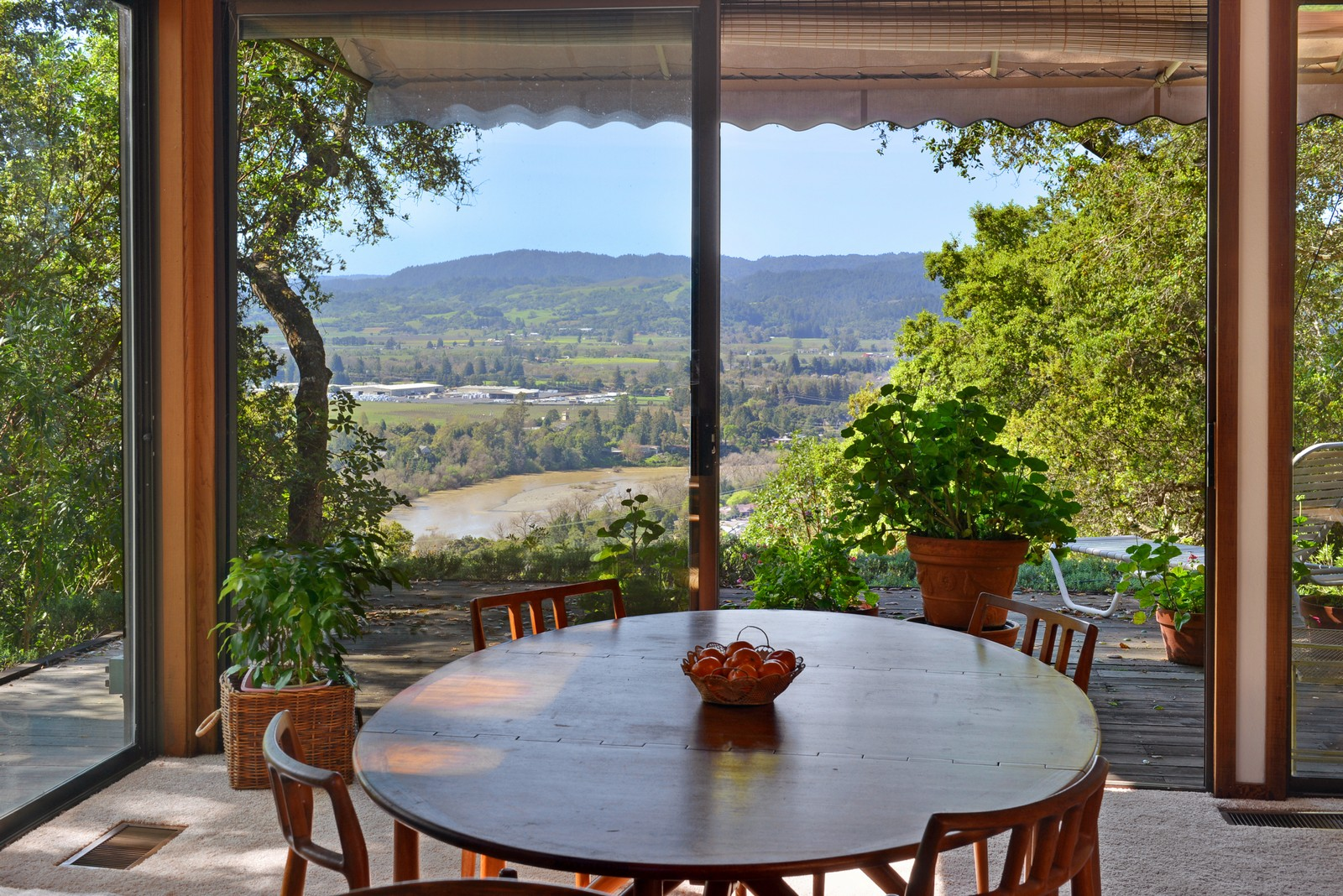 sales property at Wine Country Chalet