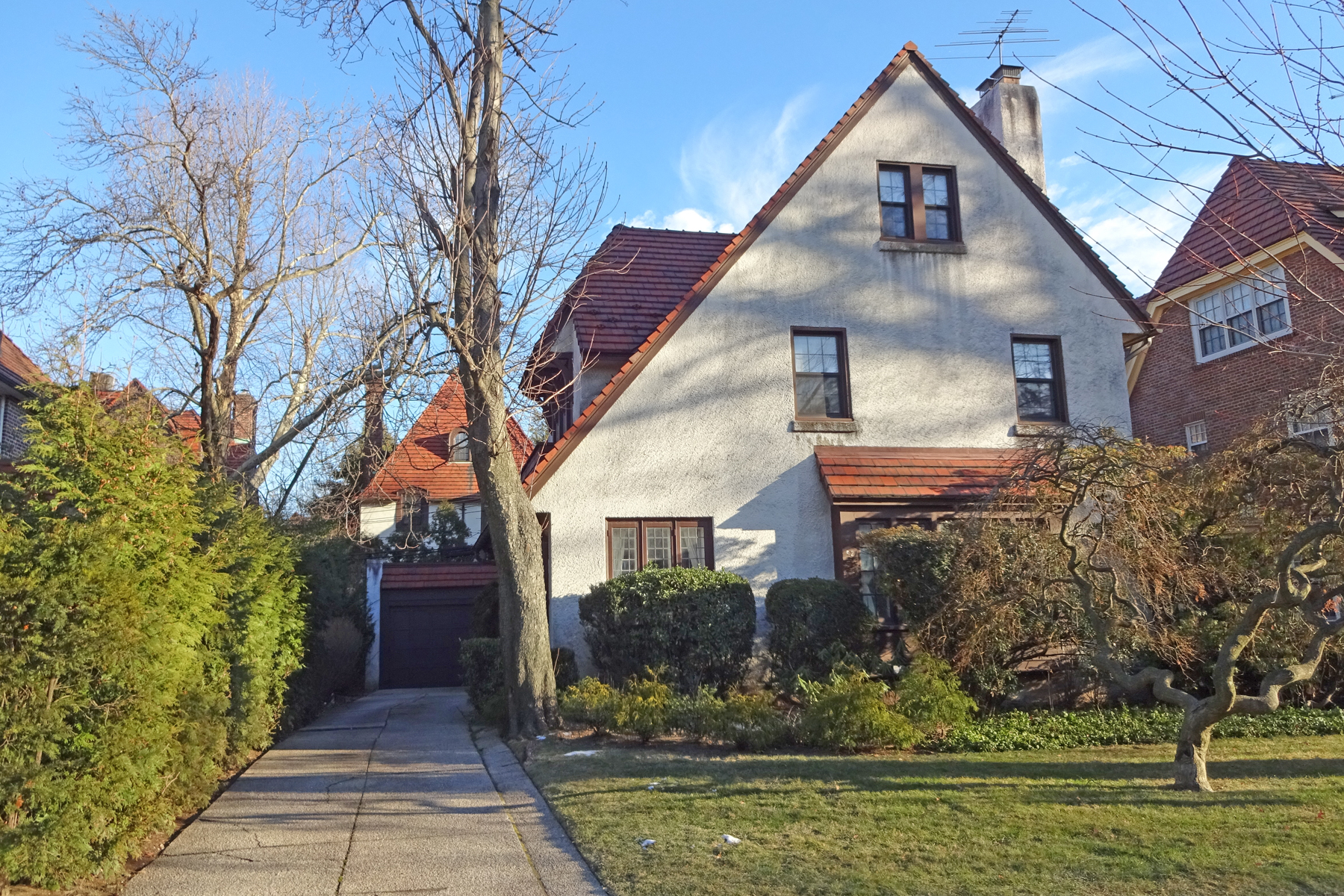 "Single Family Home for Sale at ""GRACIOUS TUDOR IN EXCELLENT LOCATION"" 52 Tennis Place, Forest Hills Gardens, Forest Hills, New York 11375 United States"