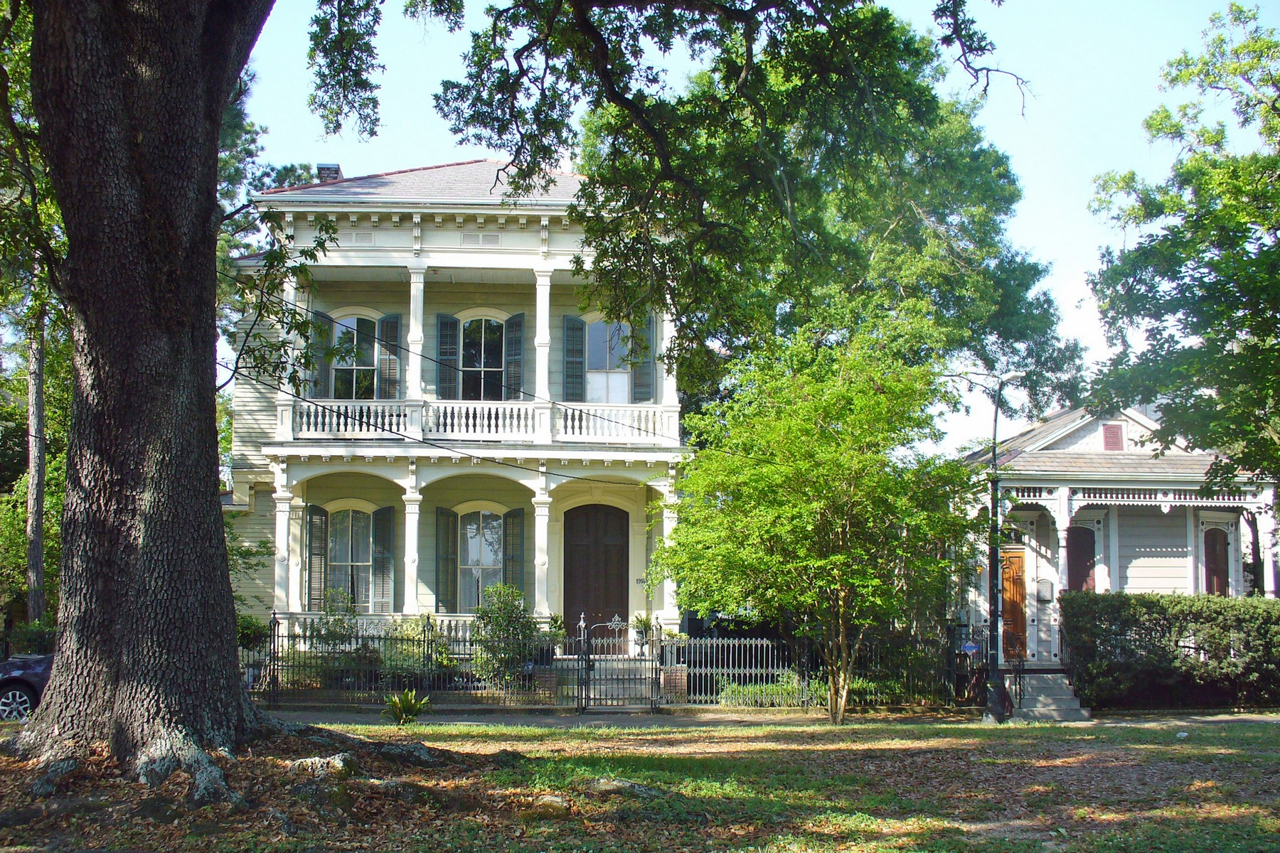 Single Family Home for Sale at The Henry Howard House 1914 Esplanade Ave New Orleans, Louisiana 70116 United States