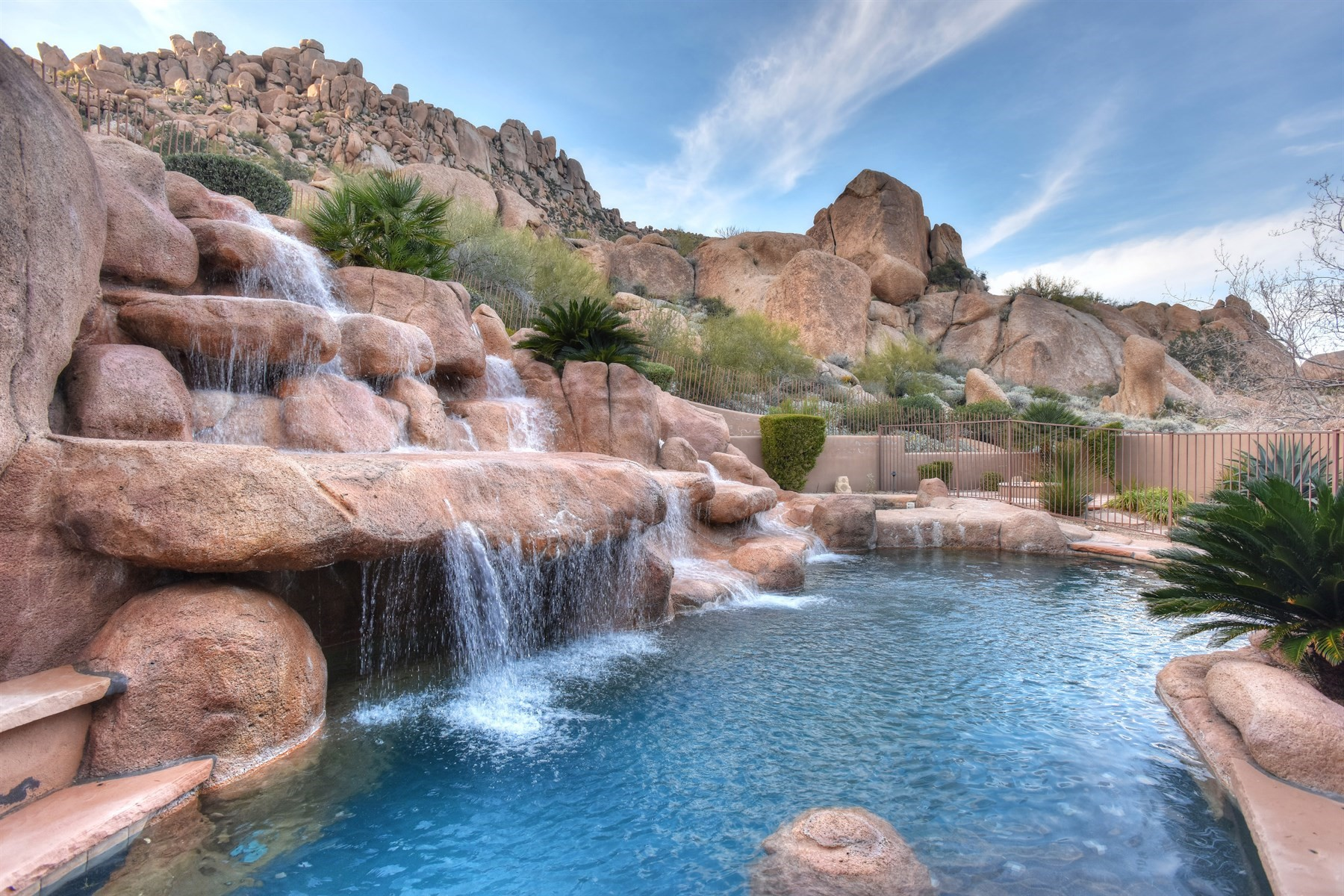 Single Family Home for Sale at Tuscan residence with some of the most dramatic views in Troon 25148 N 114th St Scottsdale, Arizona, 85255 United States