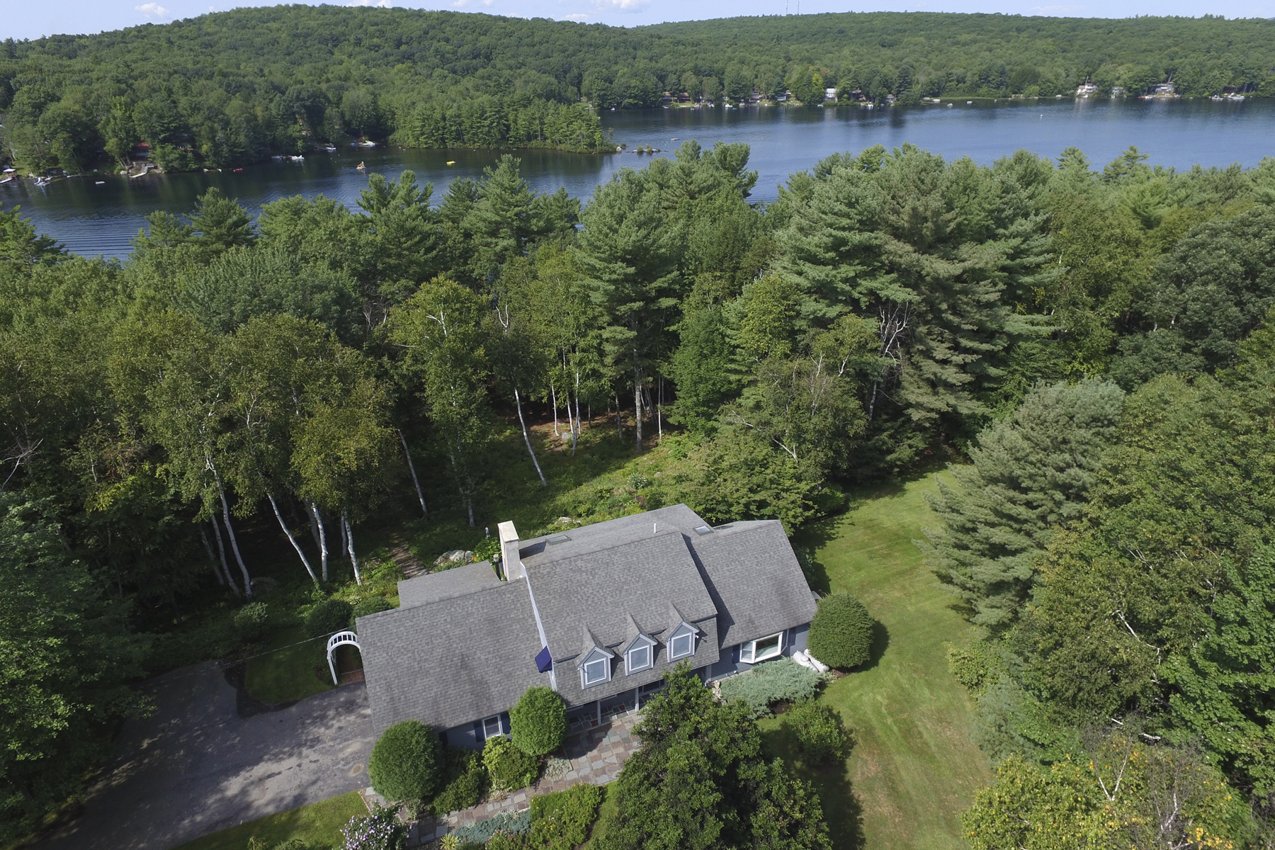 Single Family Home for Sale at Birch Acres 73 Goodwin Lane Lyman, Maine 04002 United States