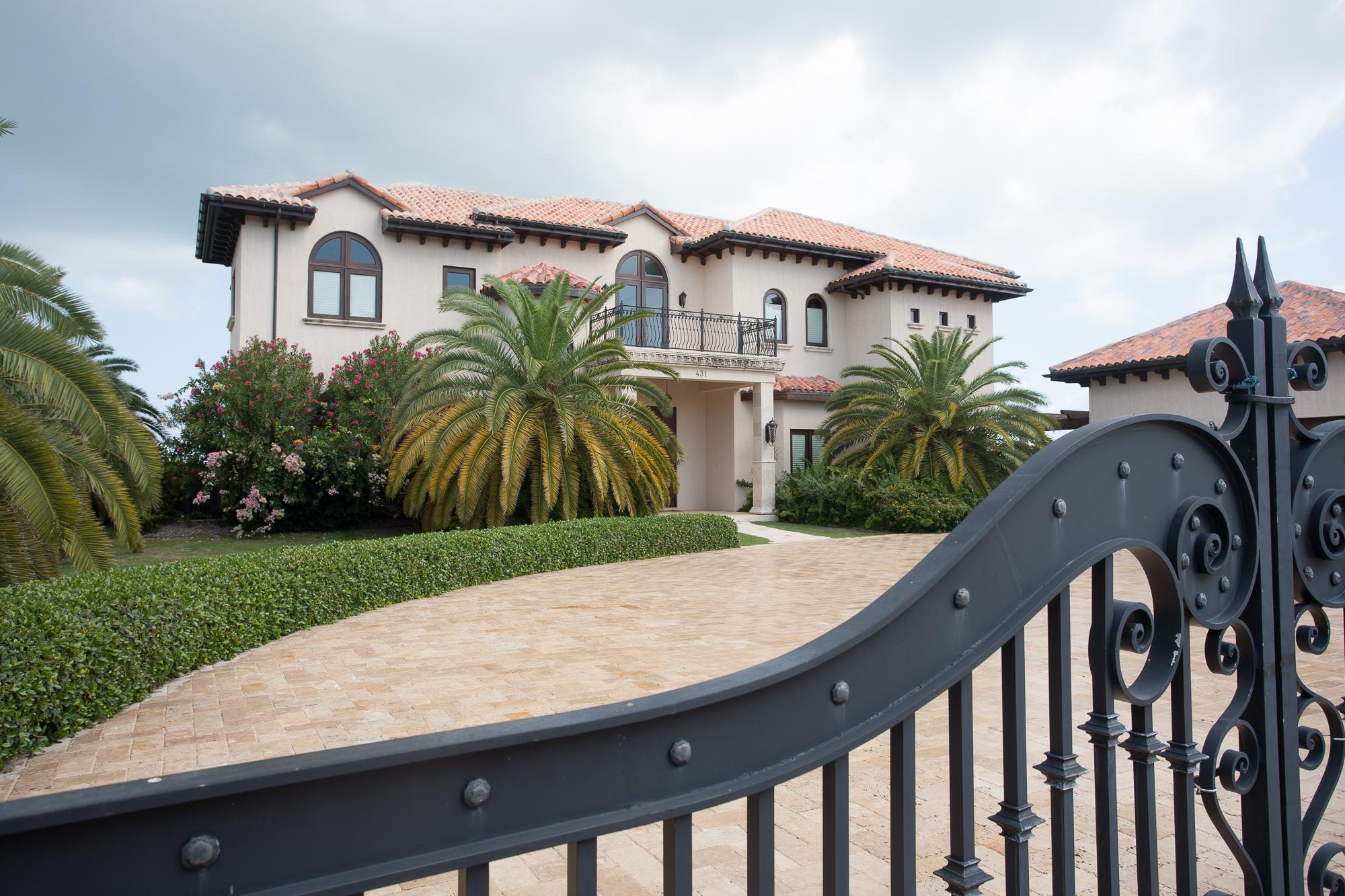 一戸建て のために 賃貸 アット Oceanfront Luxury Rental Patricks Ave 431 Patrick's Island George Town, グランドケイマン, KY1 ケイマン諸島