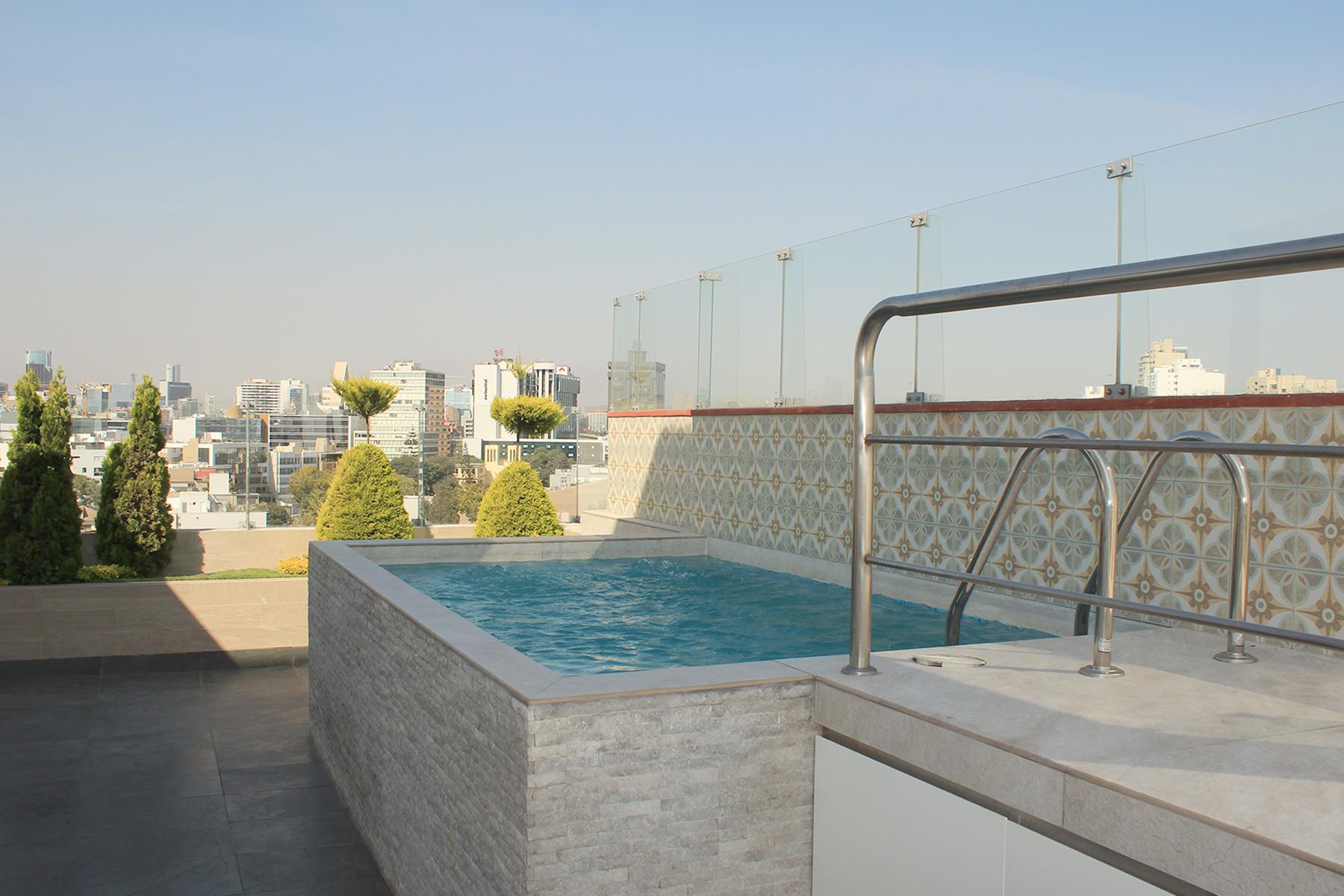 Apartment for Sale at Exclusivo Pent House de Lujo en San Isidro con impresionante vista Calle Los Cedros San Isidro, Lima, 27 Peru