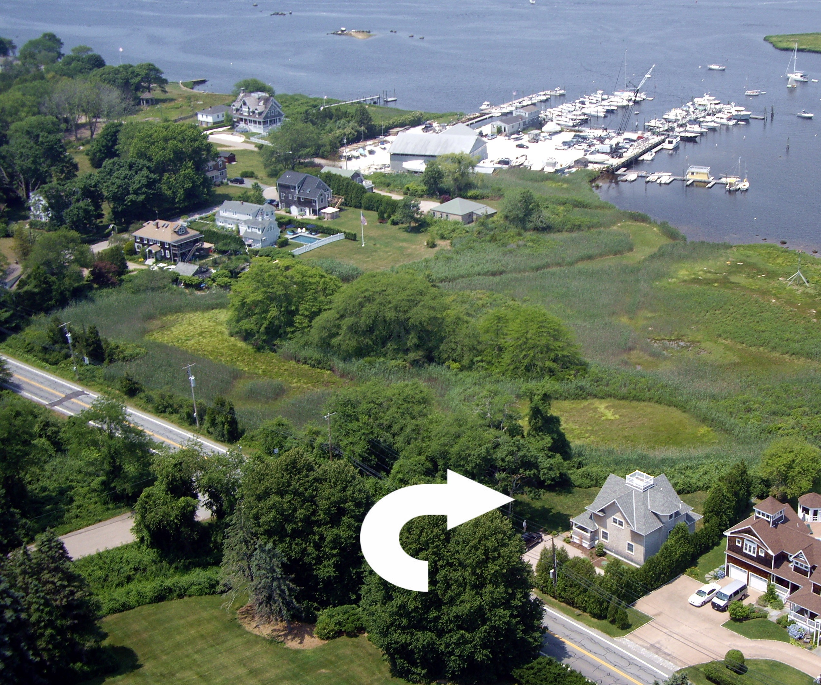 Additional photo for property listing at Waterfront Cottage in Watch Hill 173 Watch Hill Road Westerly, Rhode Island 02891 United States