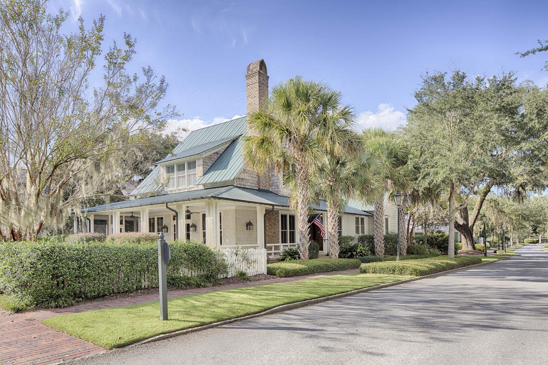 Casa para uma família para Venda às 617 Old Palmetto Bluff Road Bluffton, Carolina Do Sul 29910 Estados Unidos