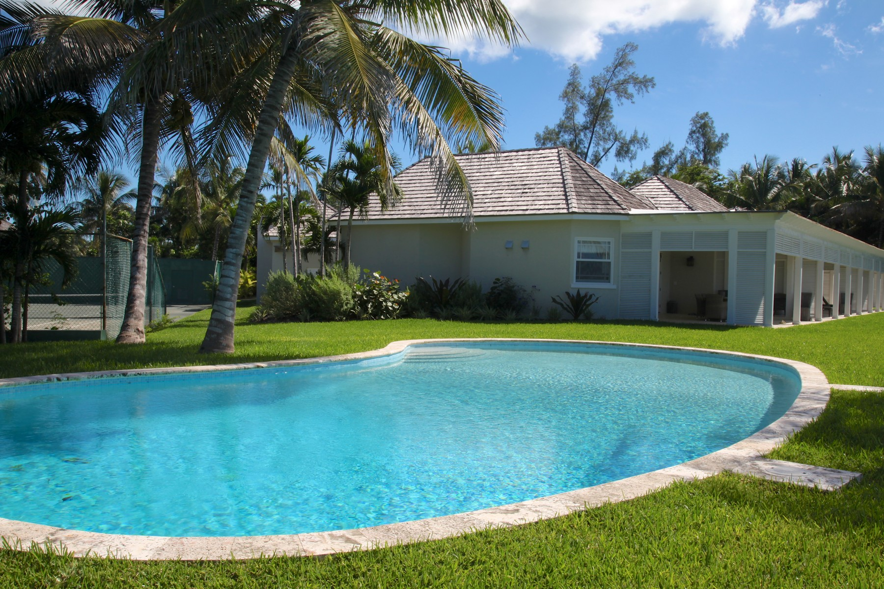 Additional photo for property listing at Orchid House Lyford Cay, Nueva Providencia / Nassau Bahamas