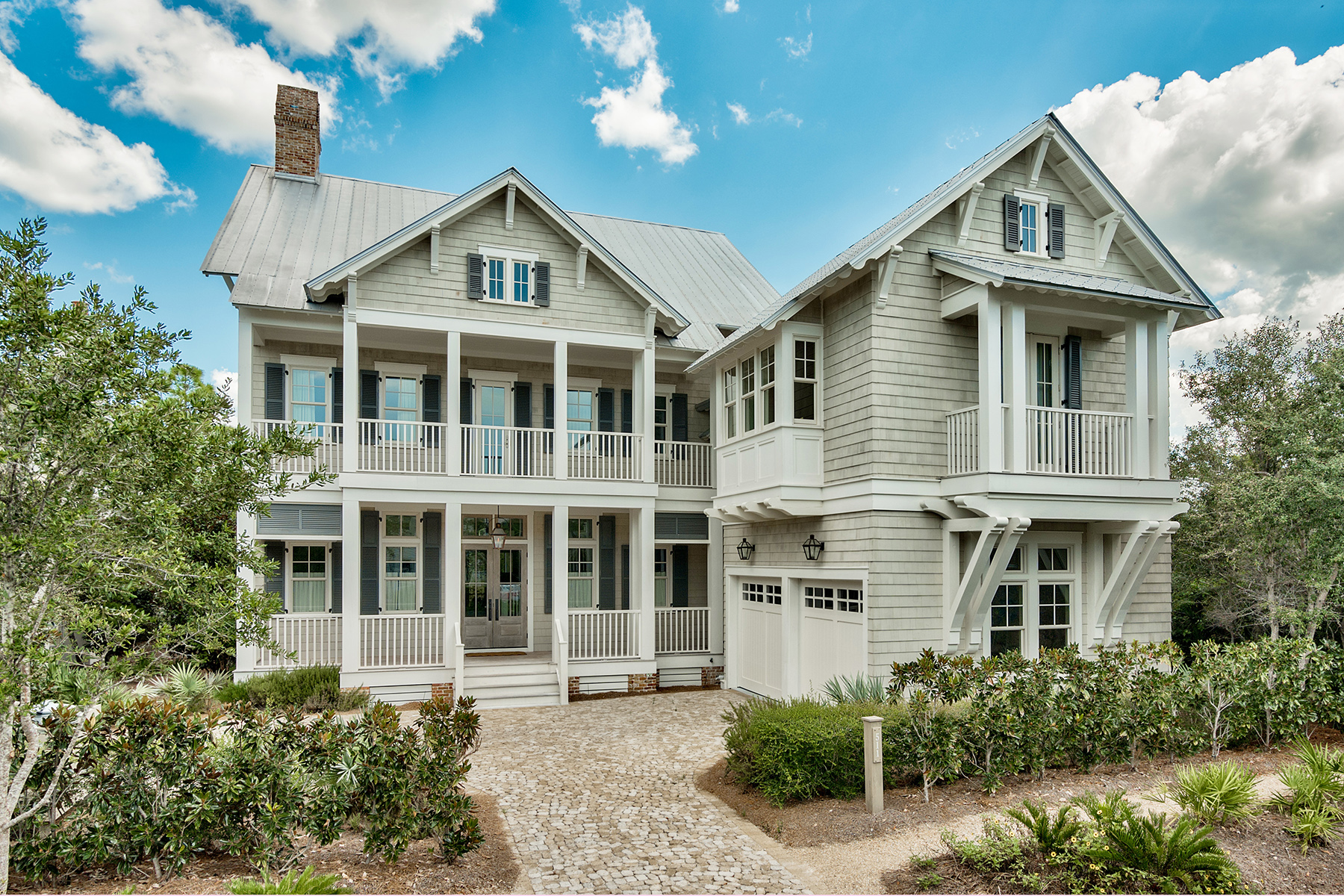Single Family Home for Sale at A MAGNET FOR FINE LIVING IN AN EQUALLY FINE LOCATION 511 Western Lake Drive Watercolor, Santa Rosa Beach, Florida, 32459 United States