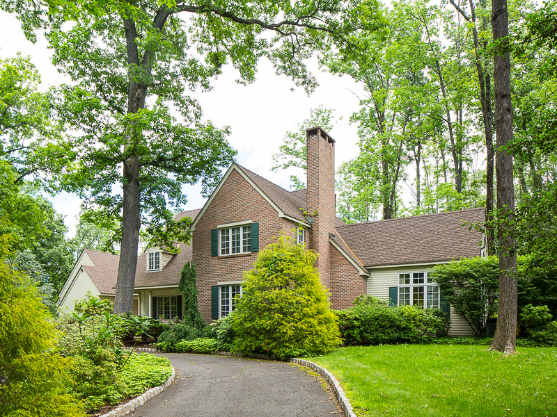 Single Family Home for Sale at Fabulous Kitchen Renovation Featured on HGTV 4497 Province Line Road Princeton, New Jersey 08540 United States
