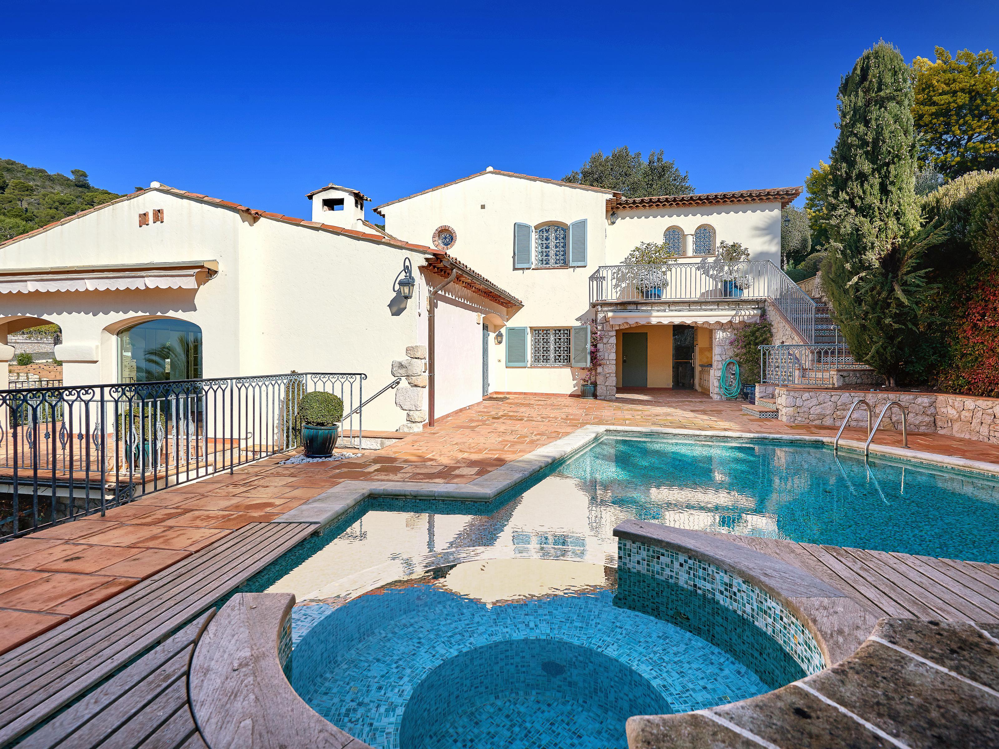 기타 주거 용 매매 에 Villa Villefranche Sur Mer, 프로벤스 앞ㄹ프스 코테 D'Azur 06320 프랑스